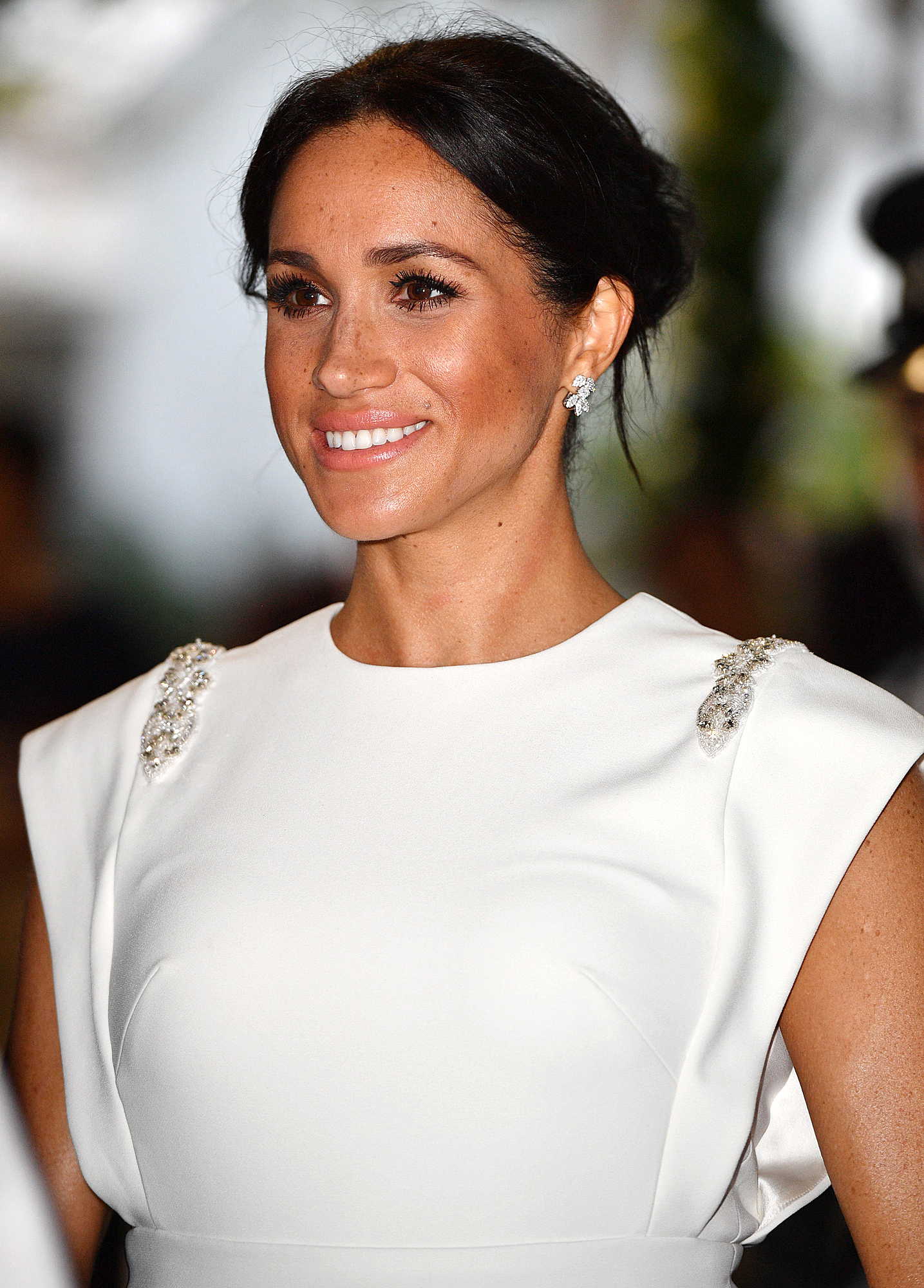 Prince Harry and Meghan Duchess of Sussex tour of Tonga - 25 Oct 2018