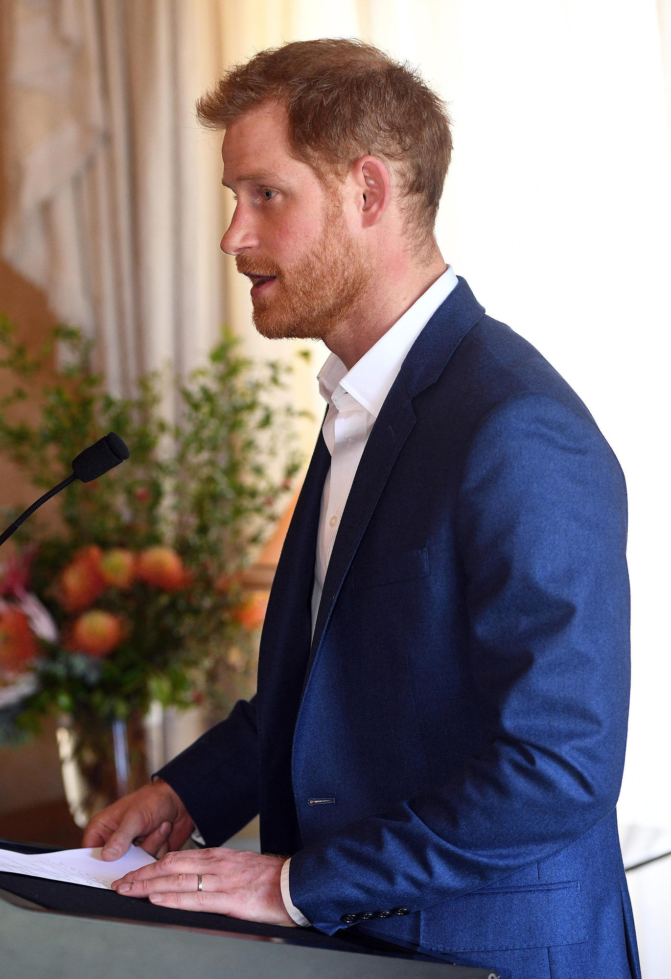 Prince Harry and Meghan Duchess of Sussex tour of Australia, Day 1, Sydney - 16 Oct 2018