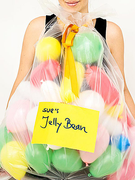 A BAG OF JELLY BEANS