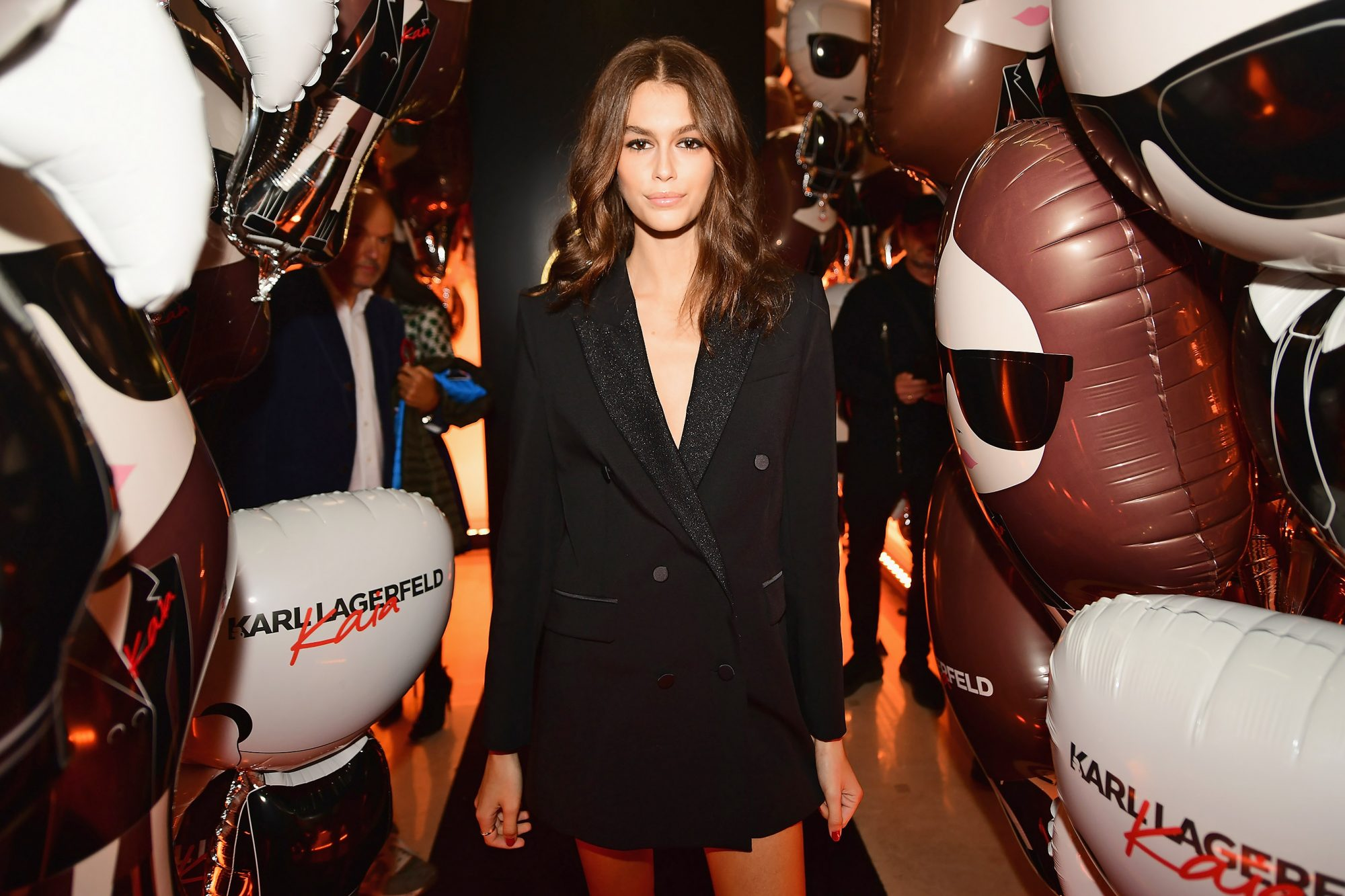 Karl Lagerfeld X Kaia Capsule Collection Launch - Party