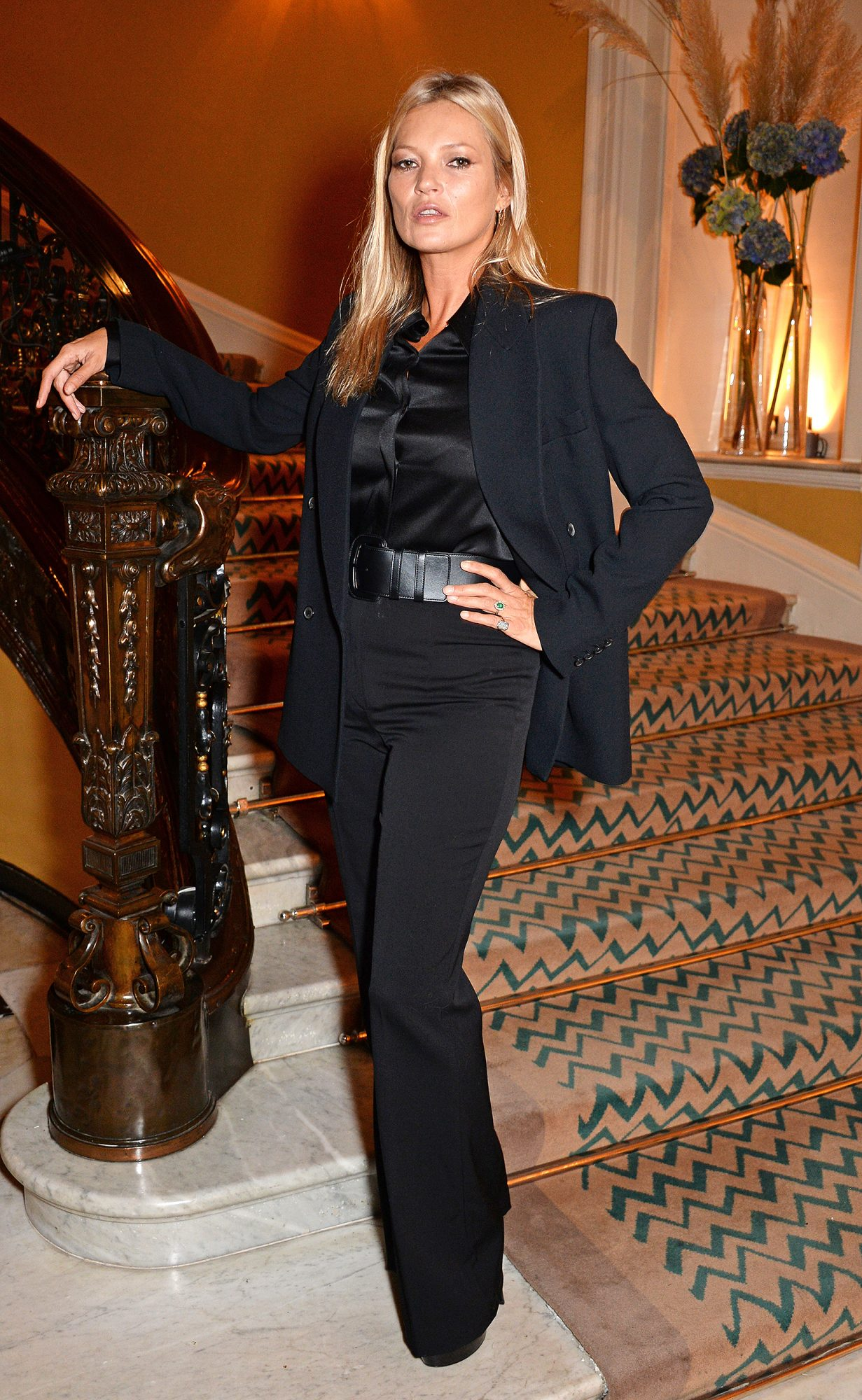 Michael Kors Celebrates David Downton Collaboration With Cocktail Party In London