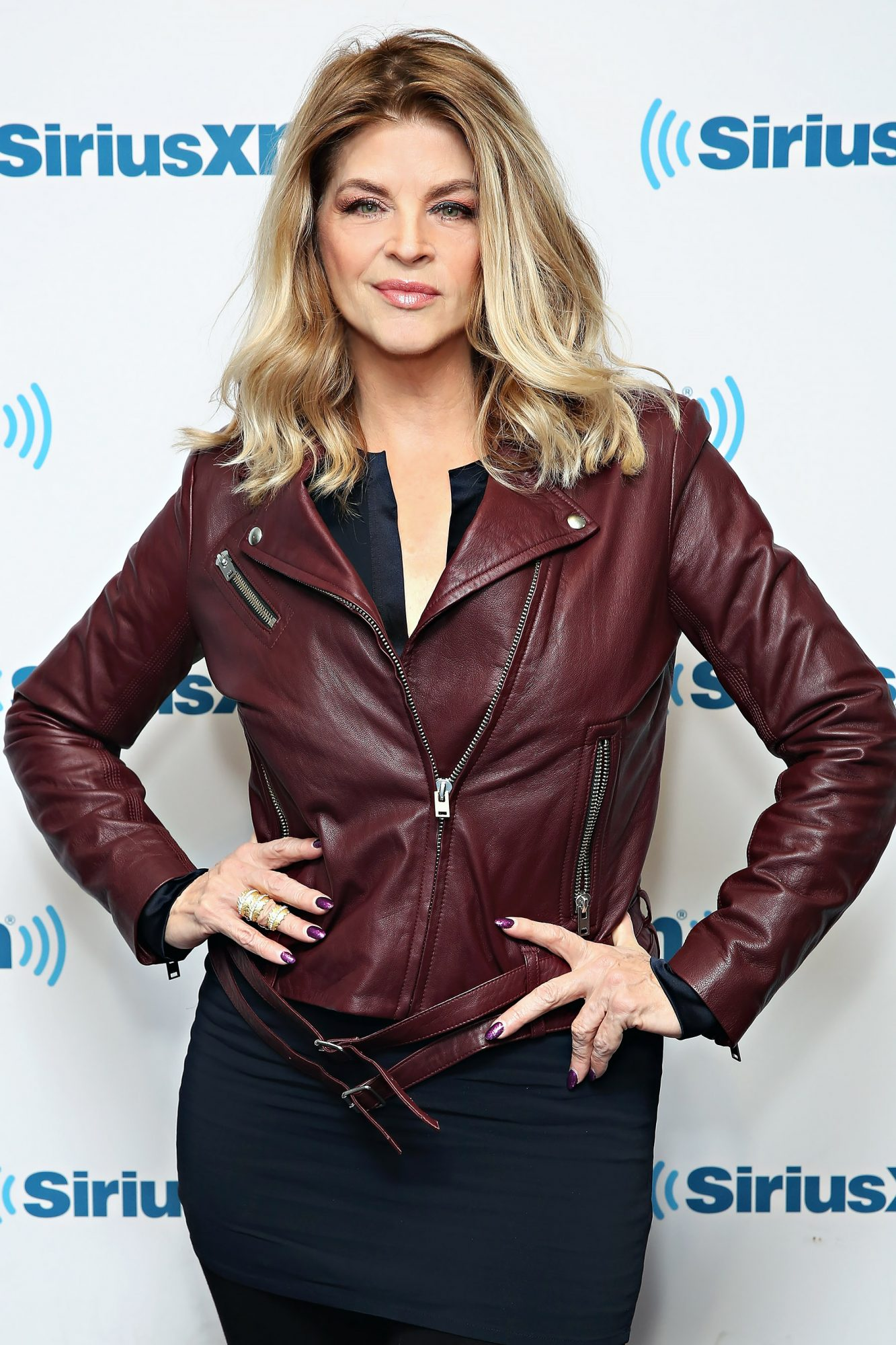 Celebrities Visit SiriusXM Studios - January 6, 2016