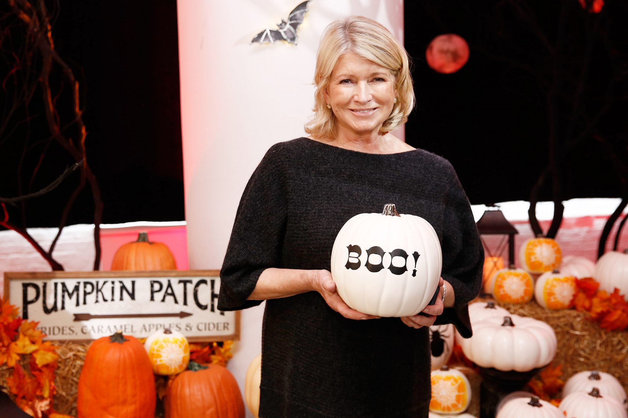Michaels Halloween Event With Martha Stewart and Cricut