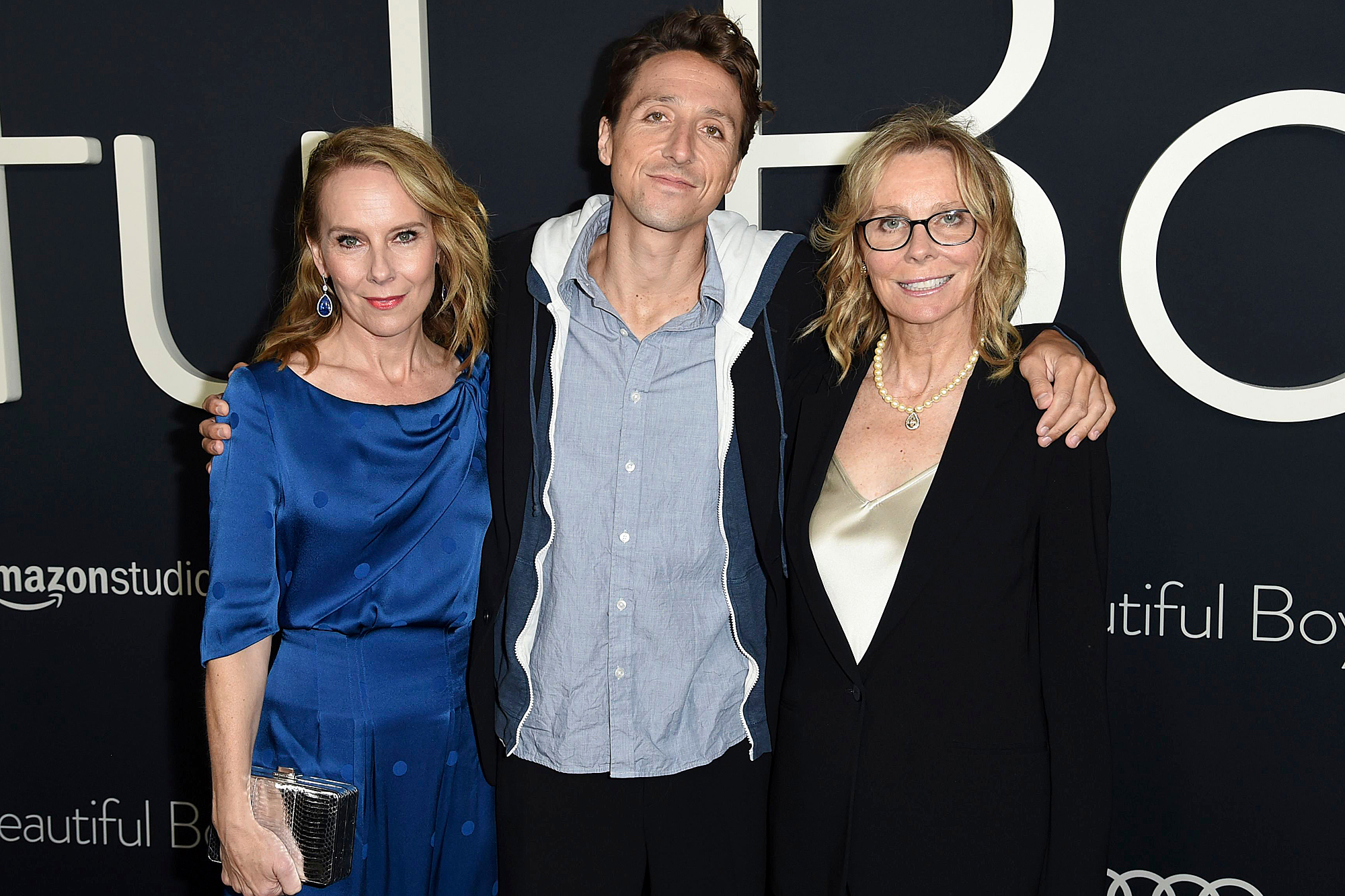"LA Premiere of ""Beautiful Boy"", Beverly Hills, USA - 08 Oct 2018"