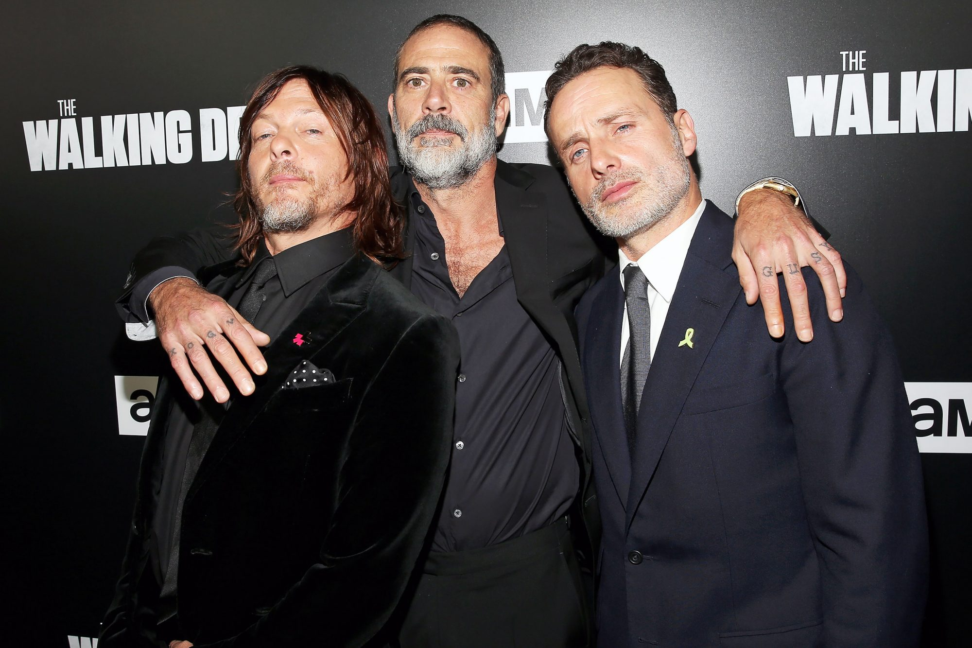 The Walking Dead Premiere And After Party