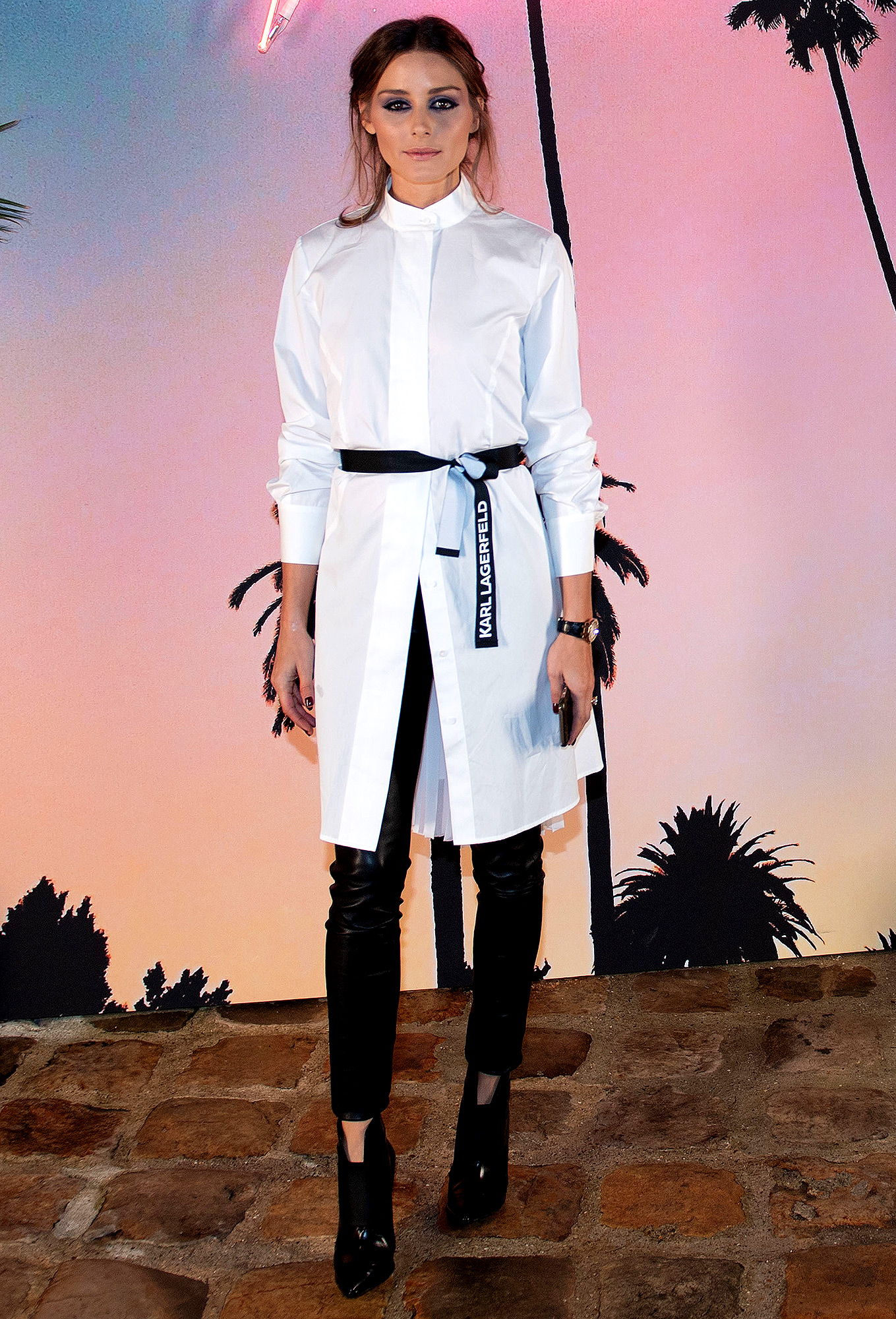 Karl x Kaia collaboration capsule collection - Paris Fashion Week Women's Collections S/S 2019, France - 02 Oct 2018