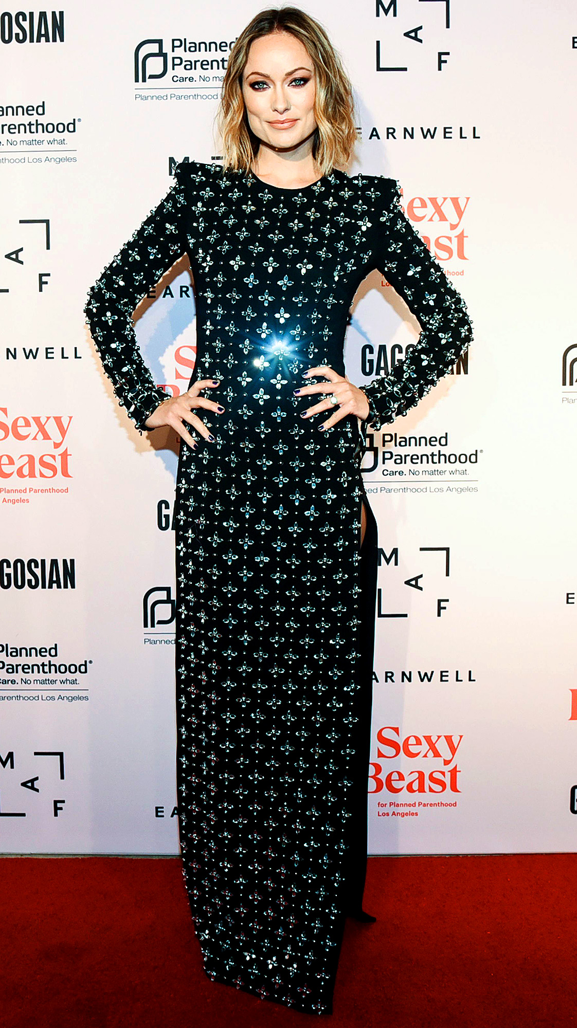 The Sexy Beast Gala: A Benefit For Planned Parenthood LA, Los Angeles, USA - 20 Oct 2018