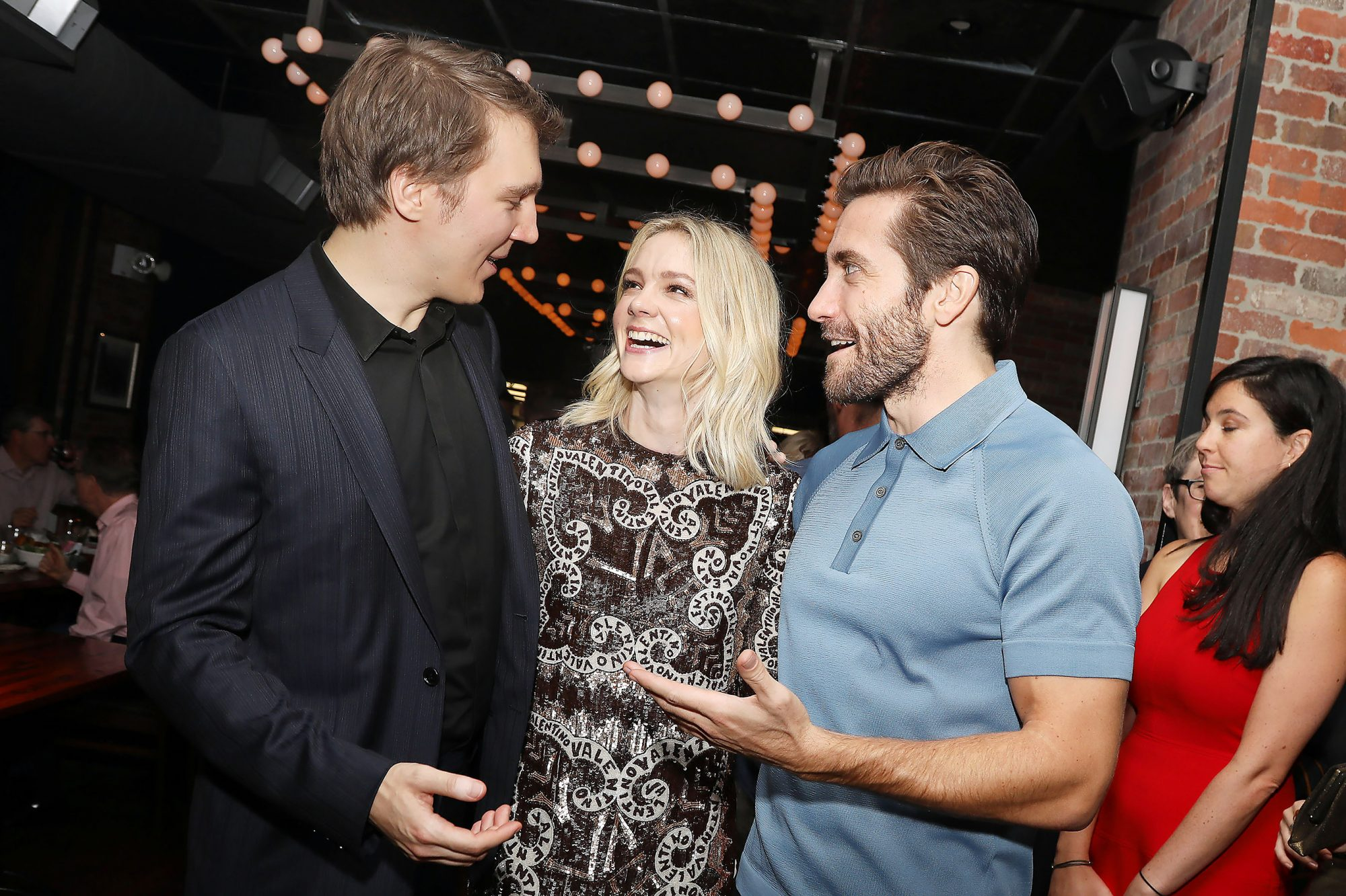 """New York Film Festival Premiere Afterparty of """"Wildlife"""" with Casa Noble Tequila, USA - 30 Sep 2018"""