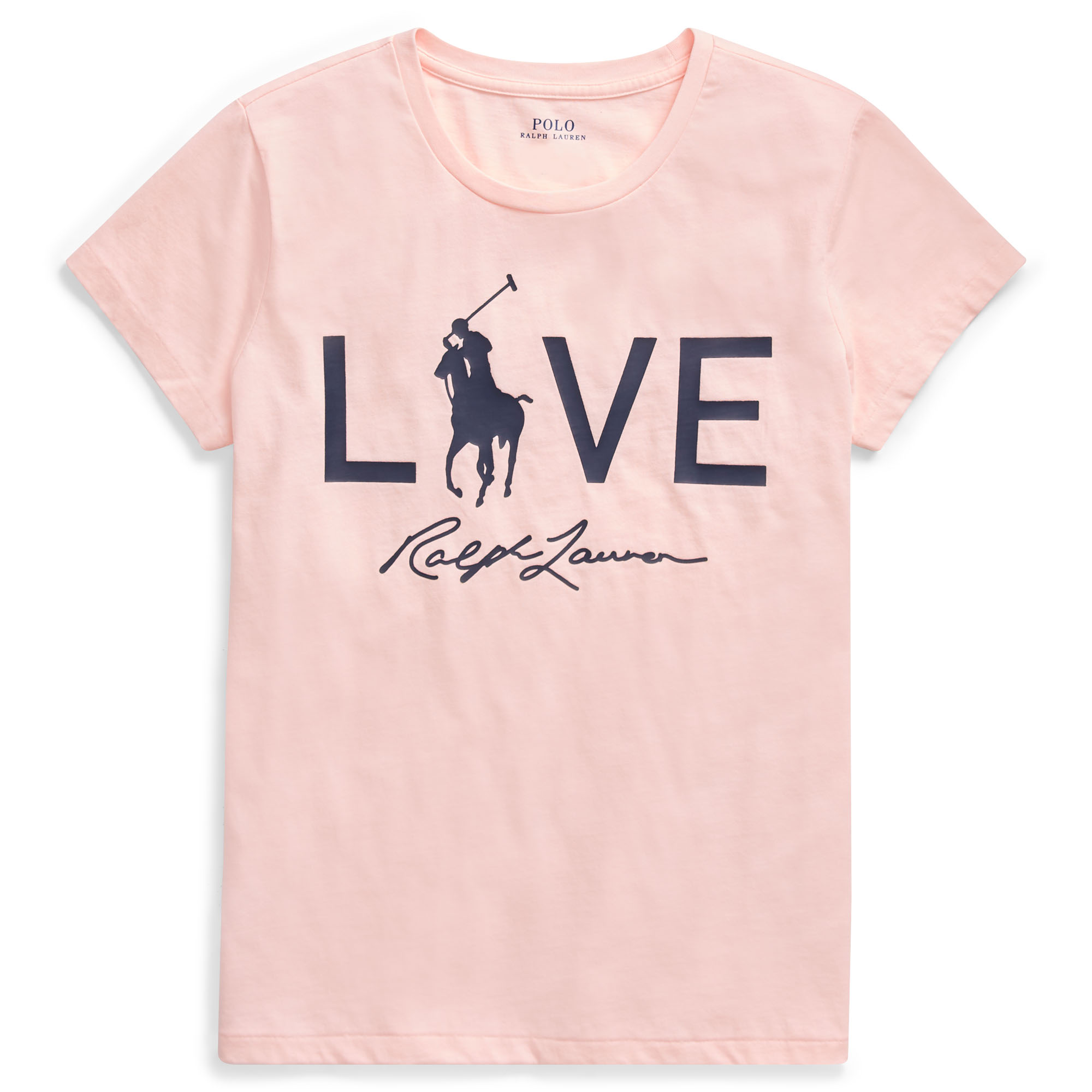 Polo Ralph Lauren Live Love T-Shirt