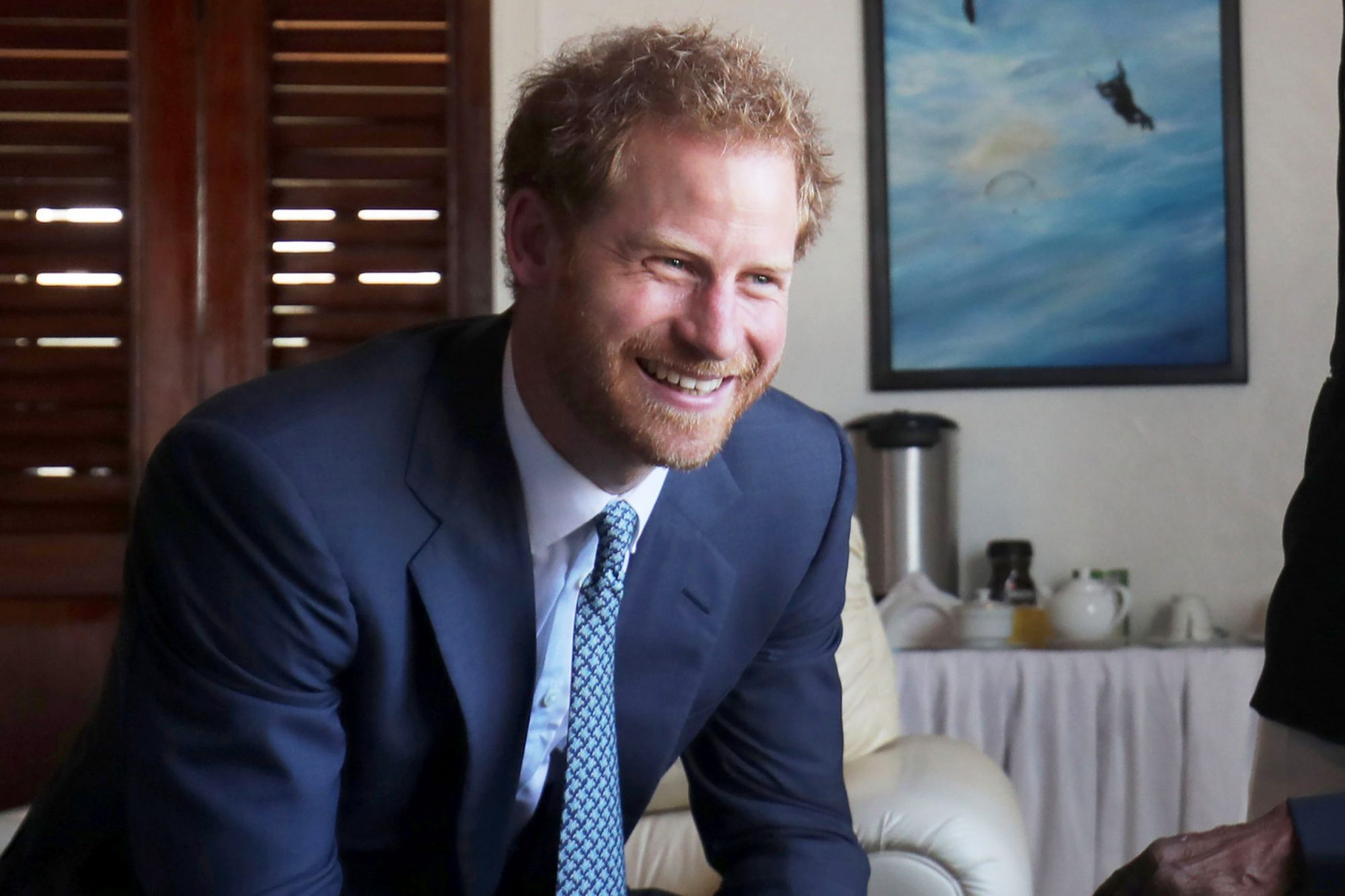 Prince Harry visit to the Caribbean - Day 13