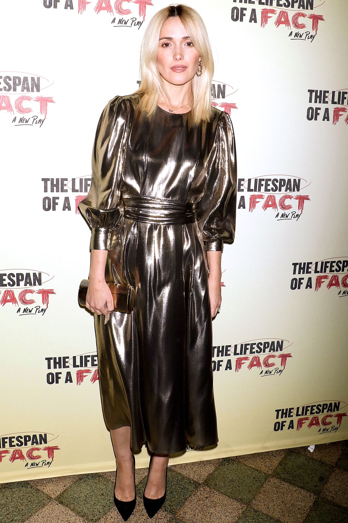 'Lifespan of a Fact' play opening night, Arrivals, Broadway, New York, USA - 18 Oct 2018