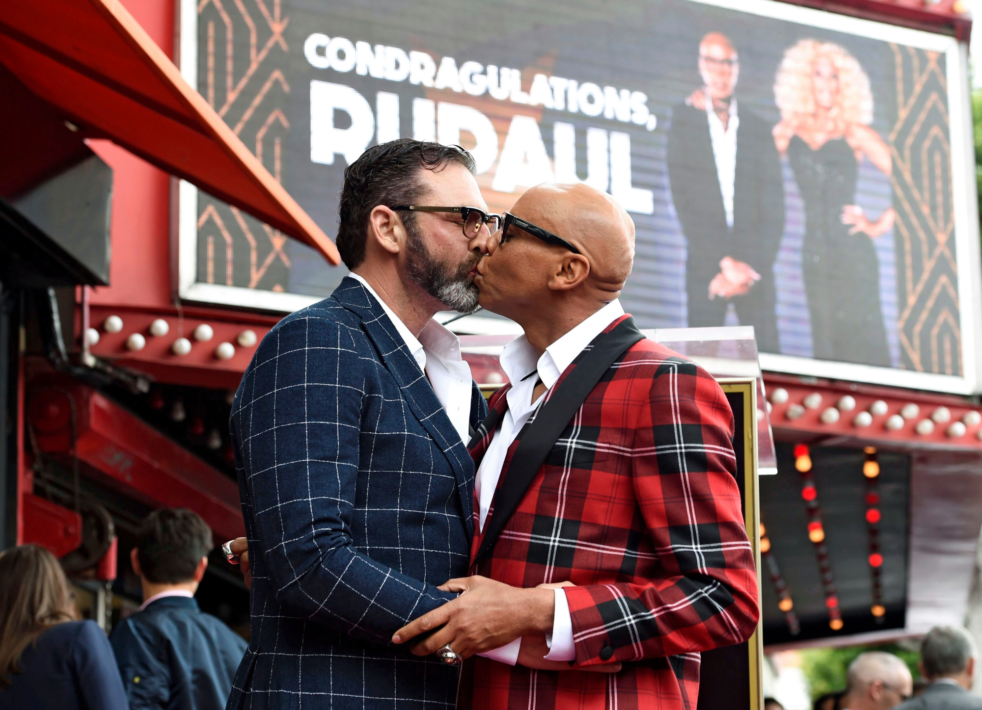 RuPaul Honored with a Star on the Hollywood Walk of Fame, Los Angeles, USA - 16 Mar 2018