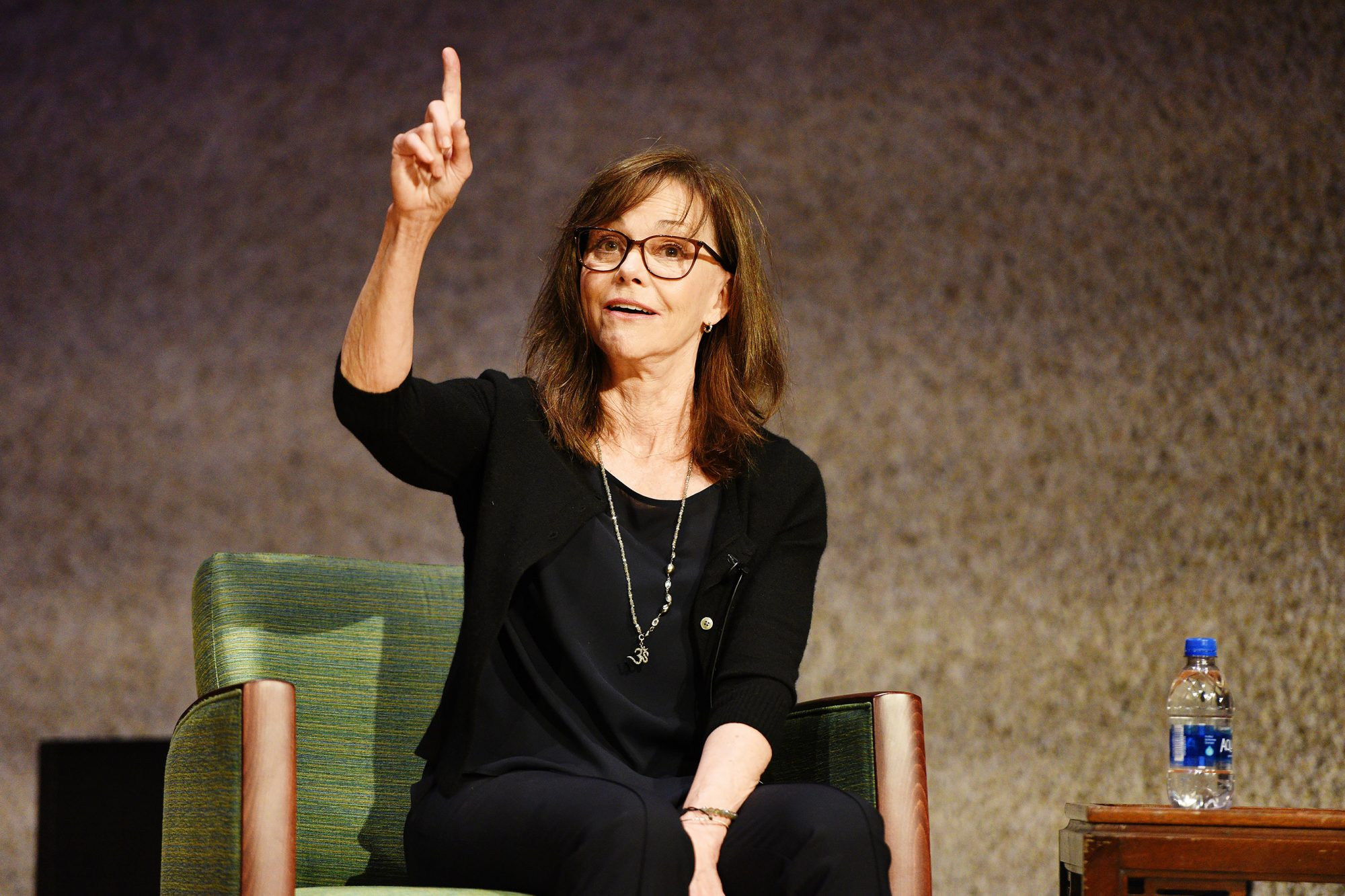 "Sally Field Book Signing And Conversation For ""In Pieces"""