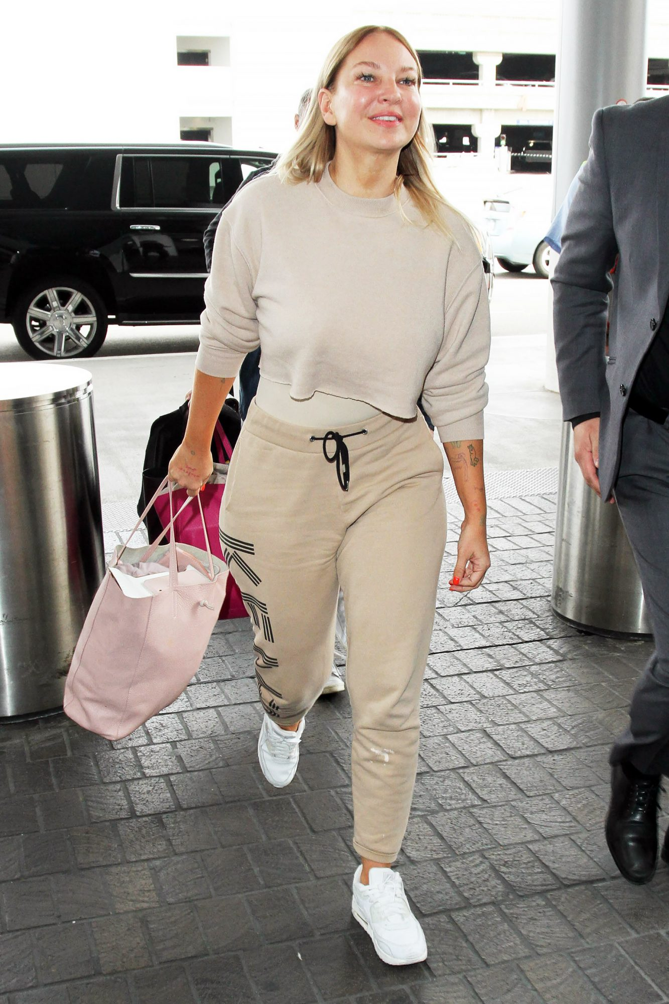 Celebrity Sightings In Los Angeles - March 22, 2017