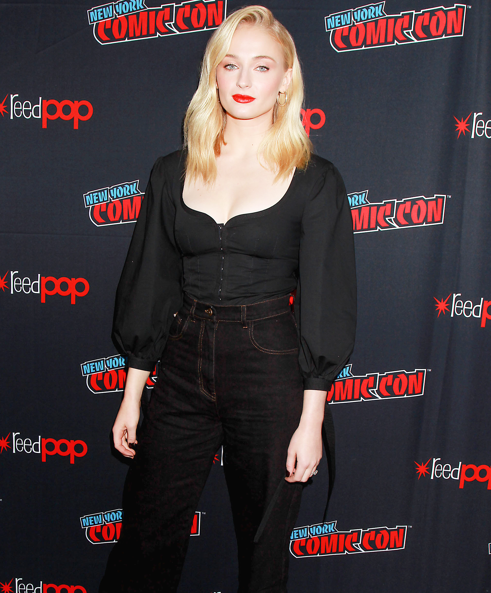Dark Phoenix Cast and Filmmakers  Attend New York Comic Con, USA - 05 Oct 2018
