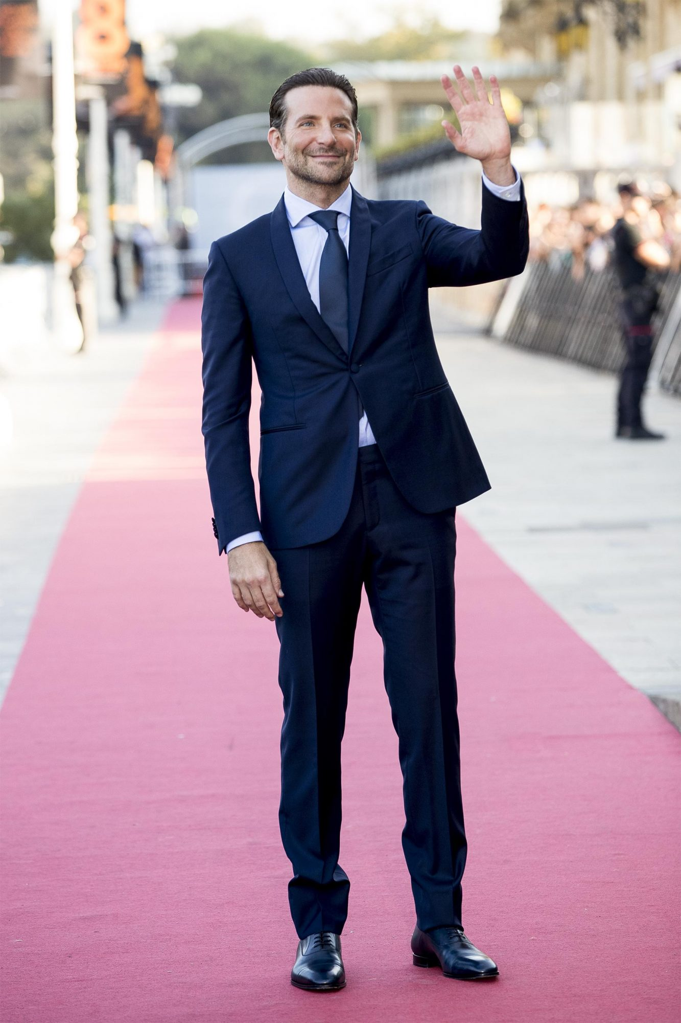 Bradley Cooper At A Star Is Born Premiere In San Sebastian