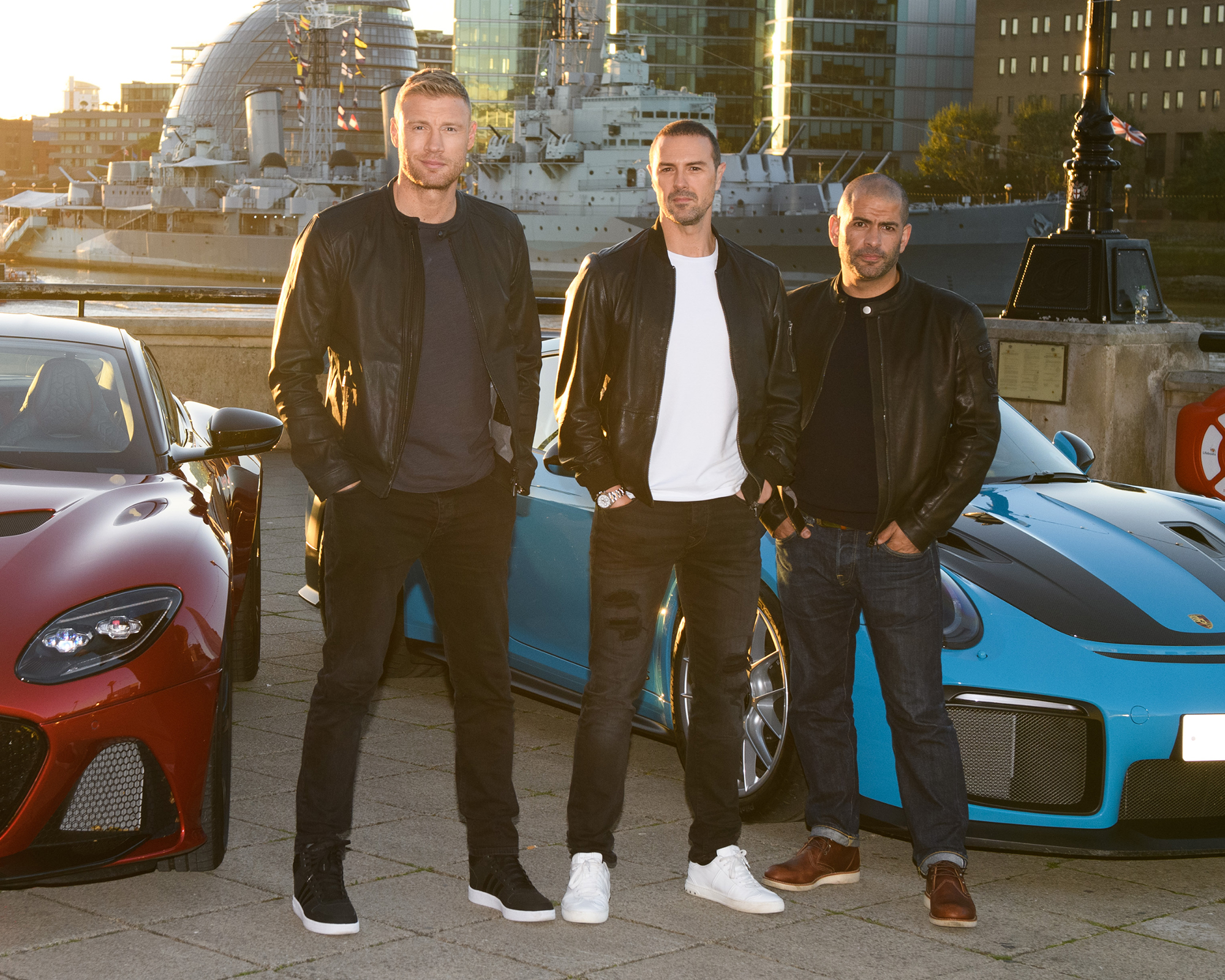 BBC Top Gear's new presenting line-up announced, London, UK - 22 Oct 2018