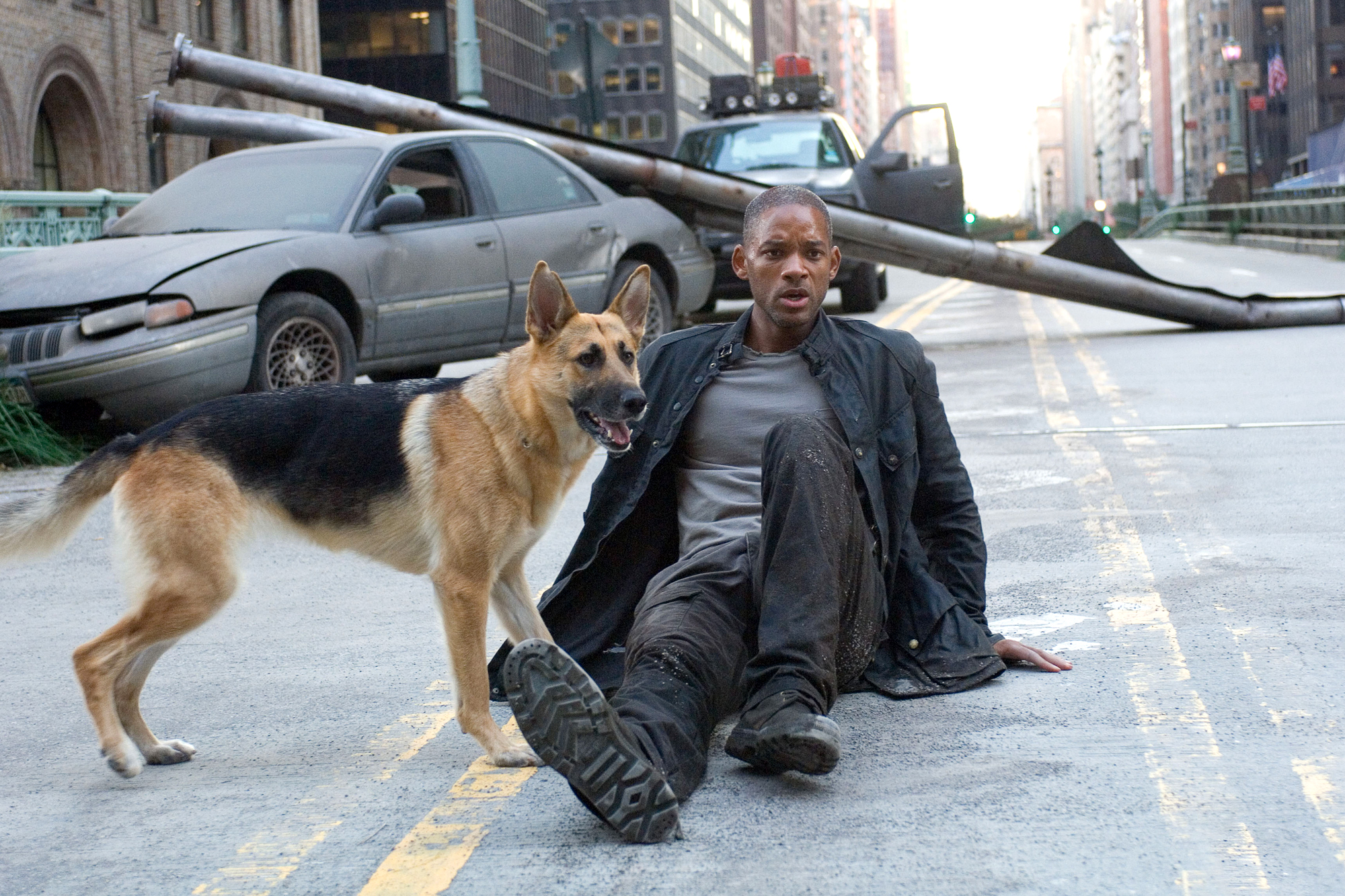 I Am Legend - 2007