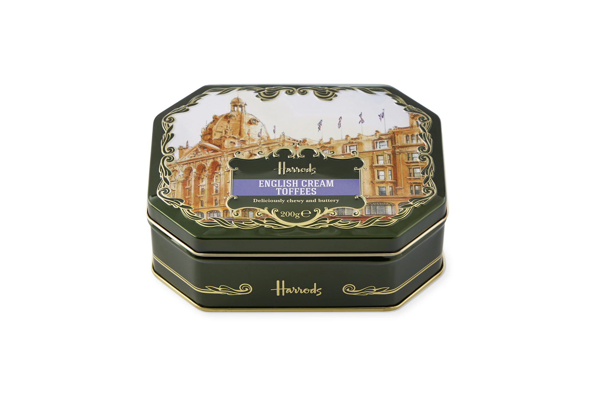 Harrod's Heritage English Cream Toffee