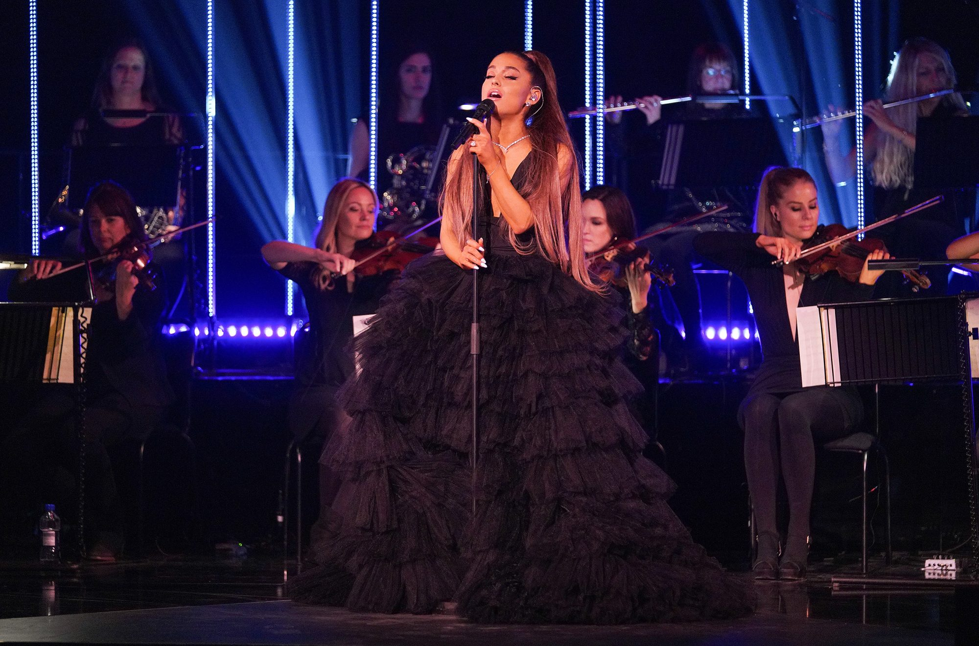 ariana grande biggest bombshells from bbc specialCredit: Courtesy BBC