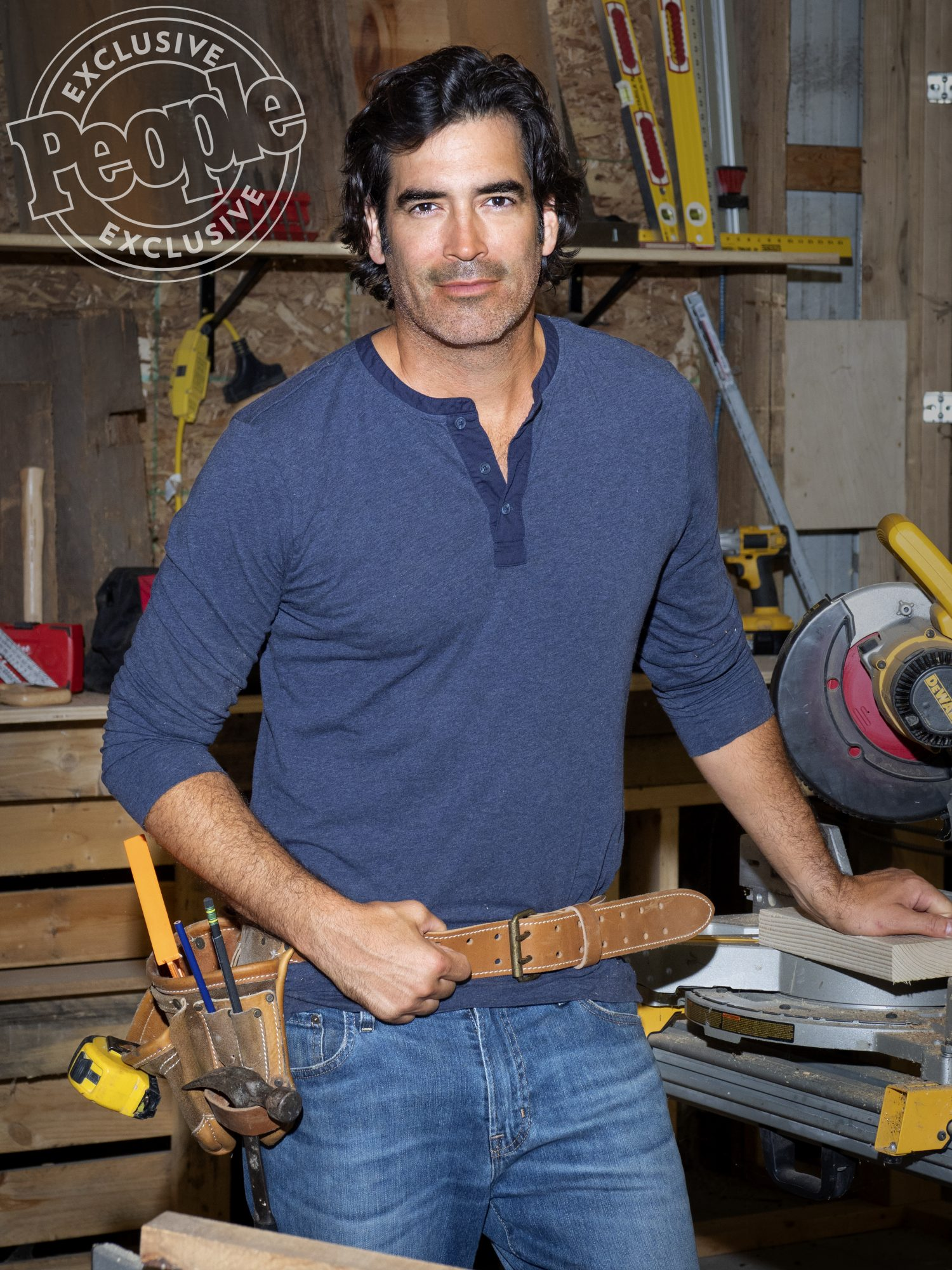 Carter Oosterhouse                       Trading Spaces
