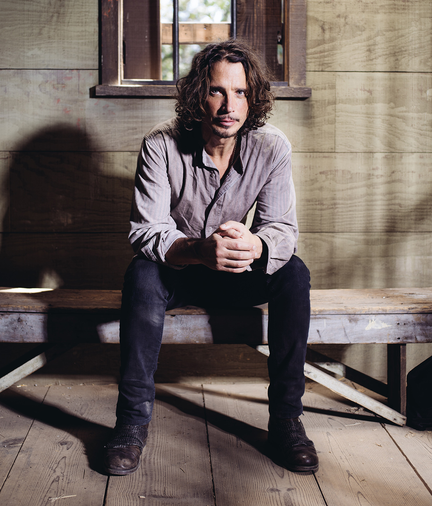 Chris Cornell Portrait Session