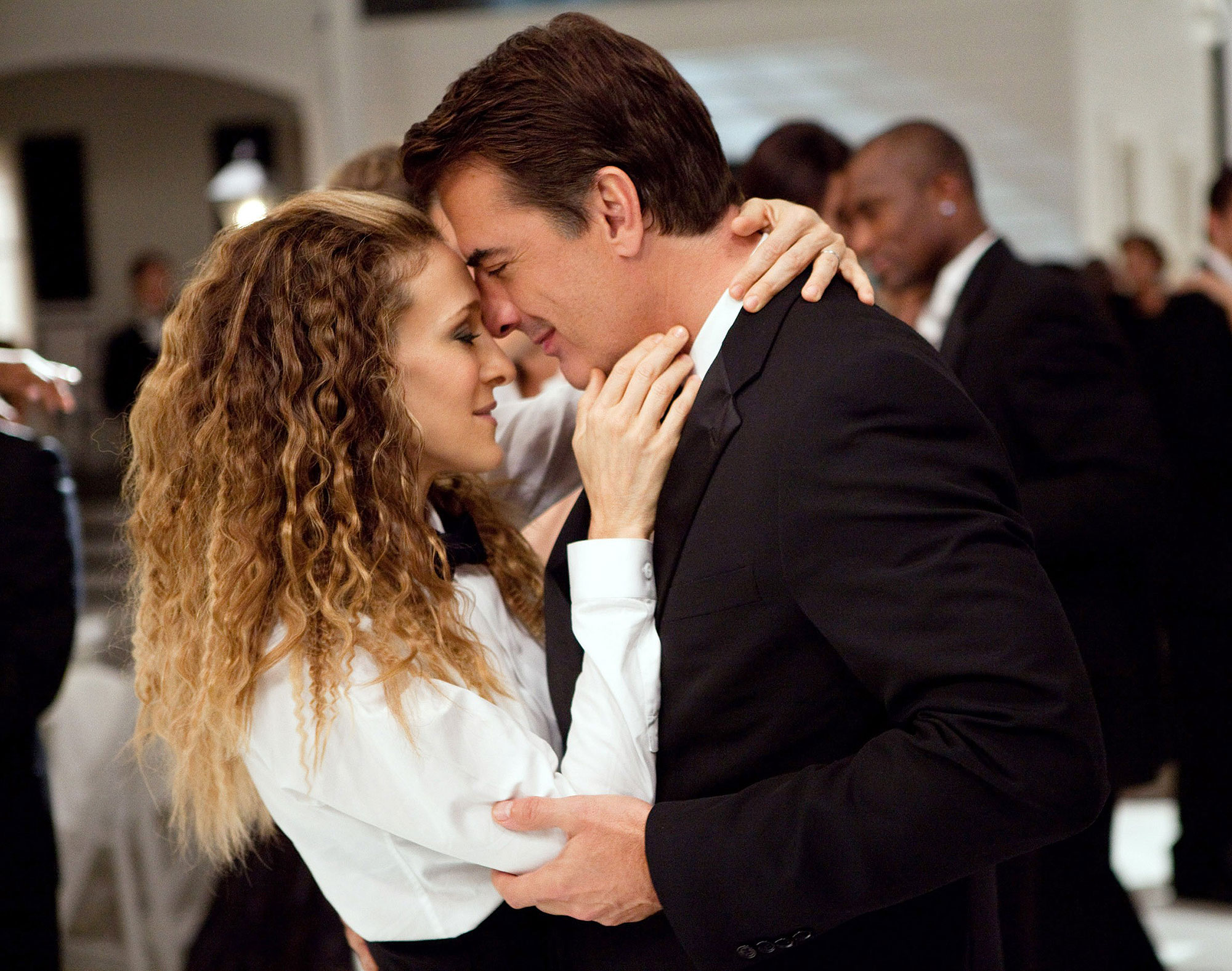 SEX AND THE CITY 2, from left: Sarah Jessica Parker, Chris Noth, 2010. ph: Craig Blankenhorn/©Warner