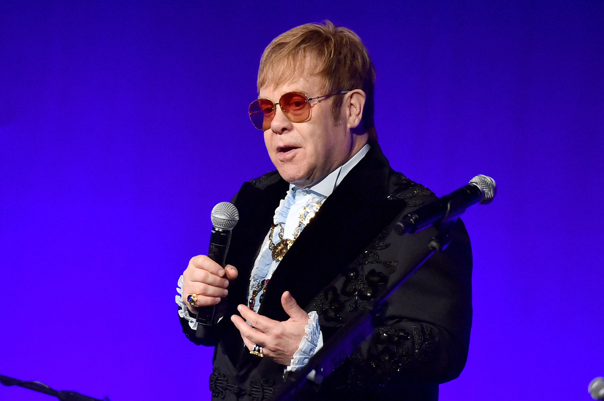Elton John AIDS Foundation's 17th Annual An Enduring Vision Benefit - Show