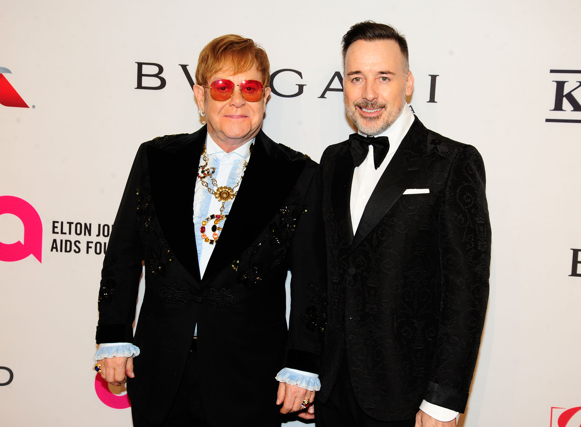 Elton John AIDS Foundation's 17th Annual An Enduring Vision Benefit