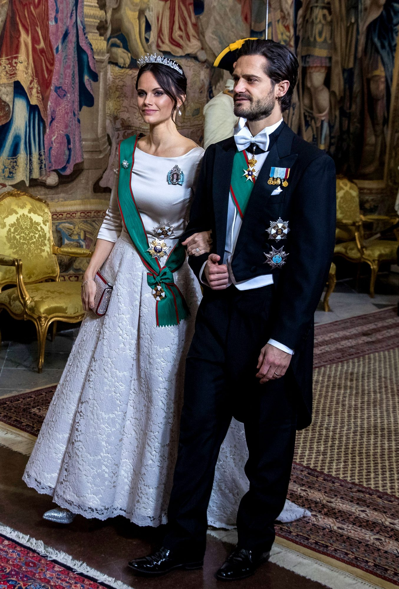 Italian State Visit To Sweden - Day One