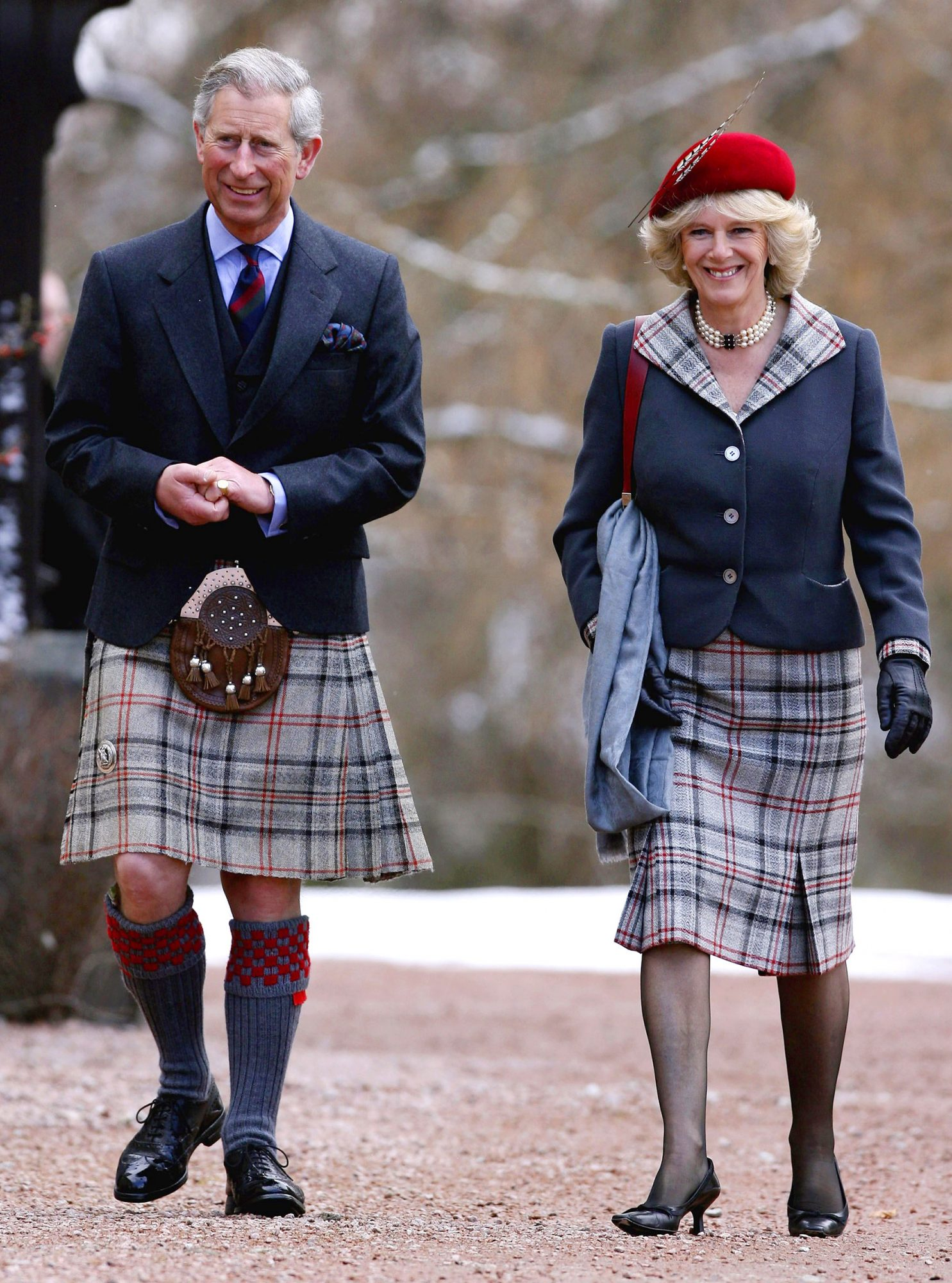 Prince Charles And Camilla Mark First Wedding Anniversary