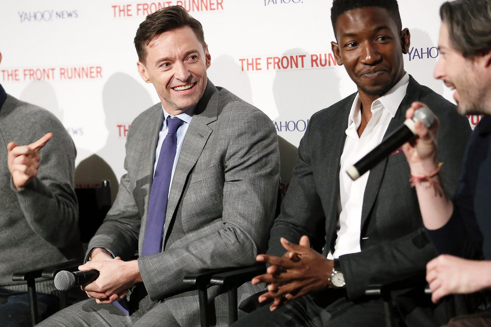 """Yahoo News And Sony Pictures Private Screening Of """"The Front Runner"""""""