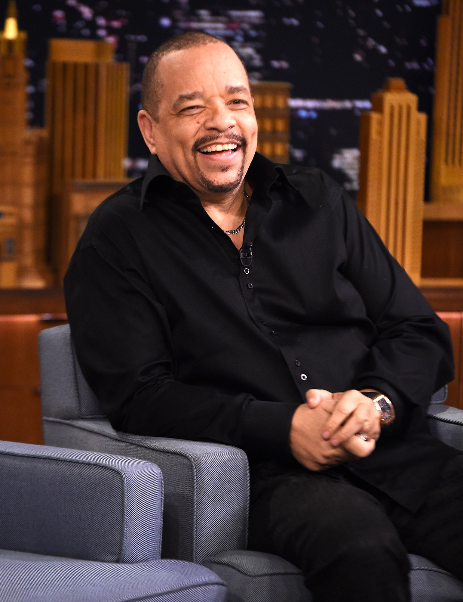 """Ice T Visits """"The Tonight Show Starring Jimmy Fallon"""""""