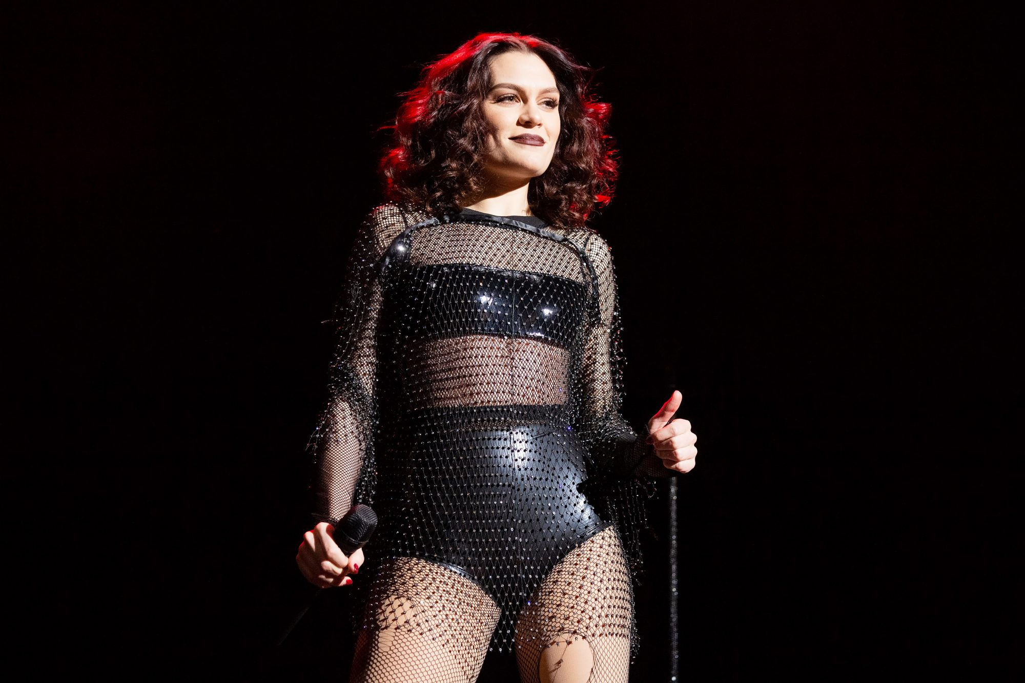 Jessie J Performs At The O2 Academy, Leeds