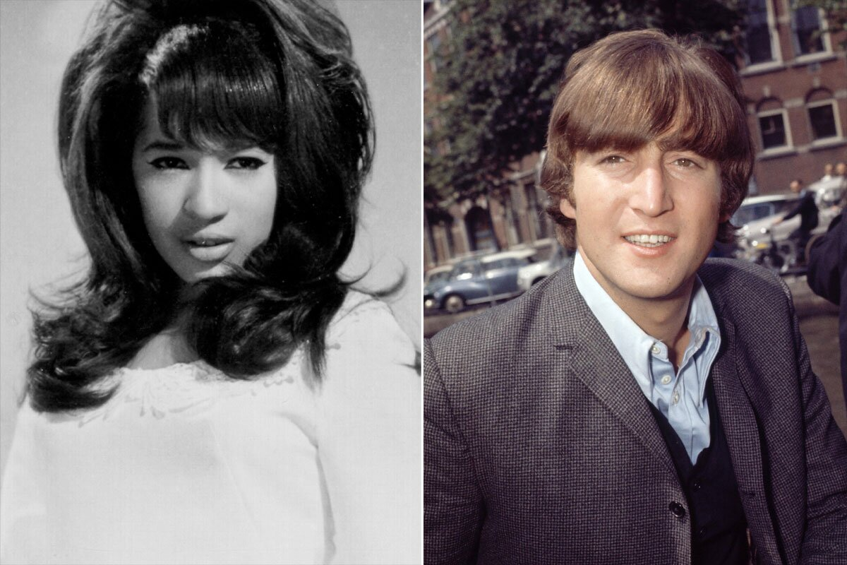 Ronnie Spector Recalls Her Near Romance With John Lennon People Com