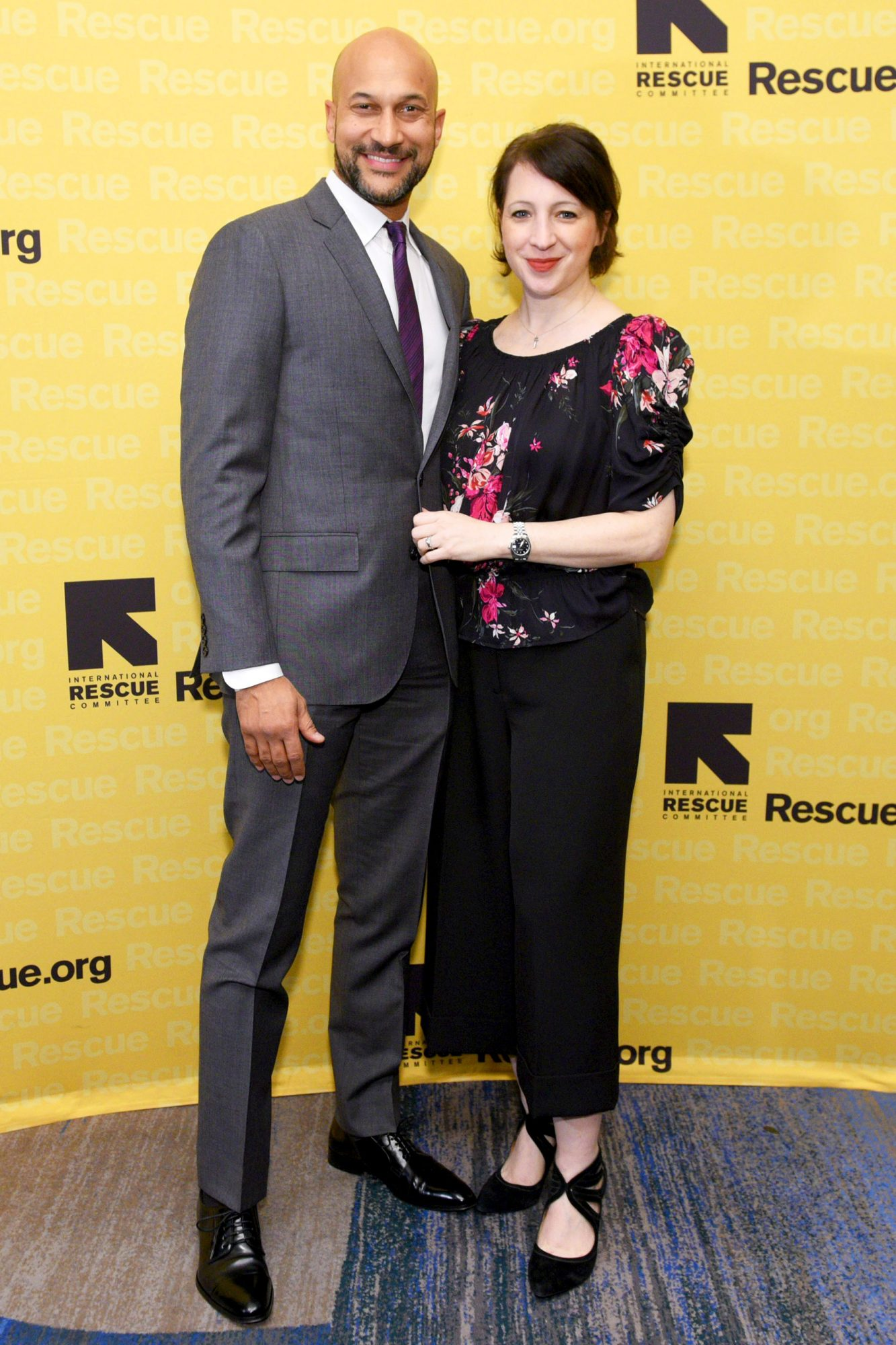 IRC Hosts The 2018 Rescue Dinner - Arrivals