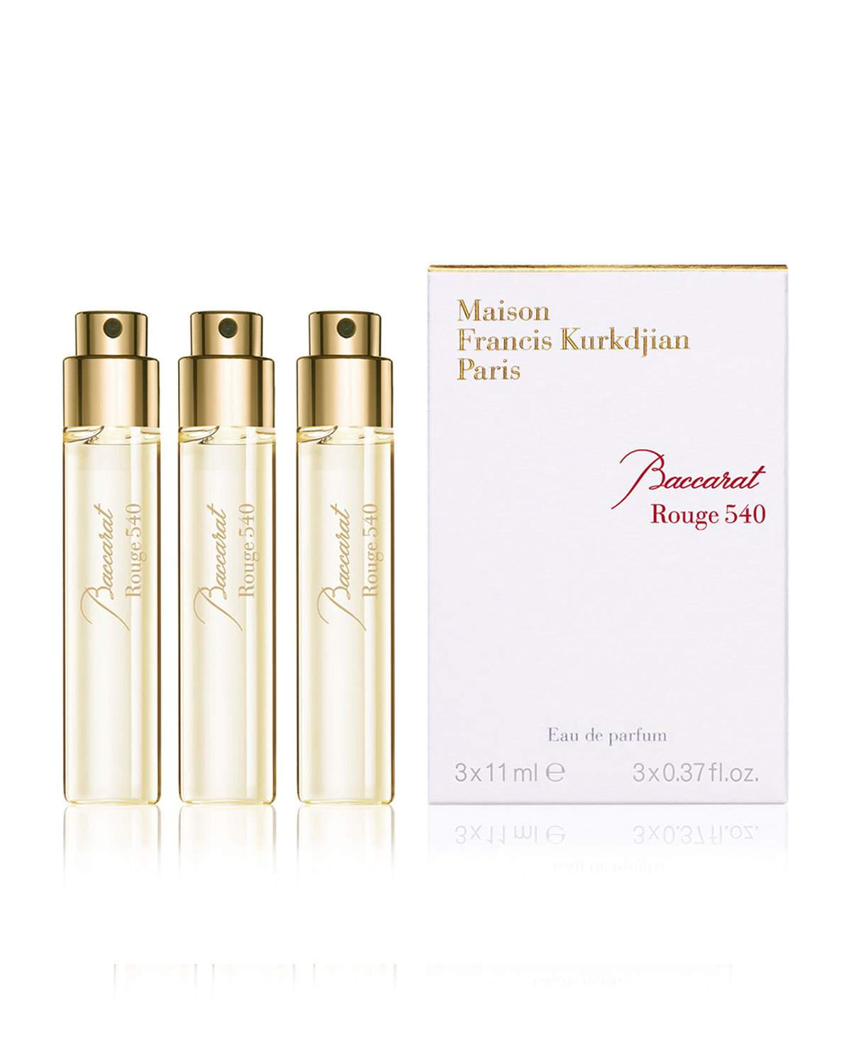 For Women: A Luxe Fragrance Set