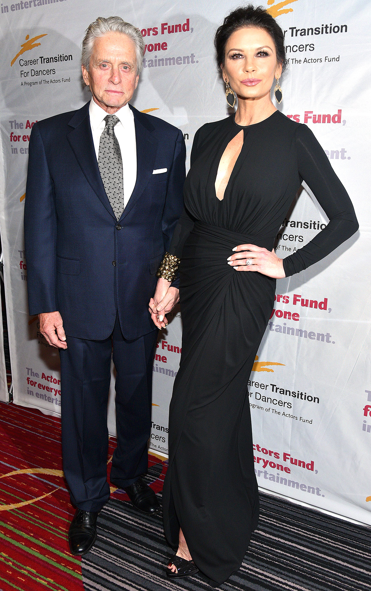 Actors Fund Career Transition for Dancers Jubilee Gala, New York, USA - 01 Nov 2017