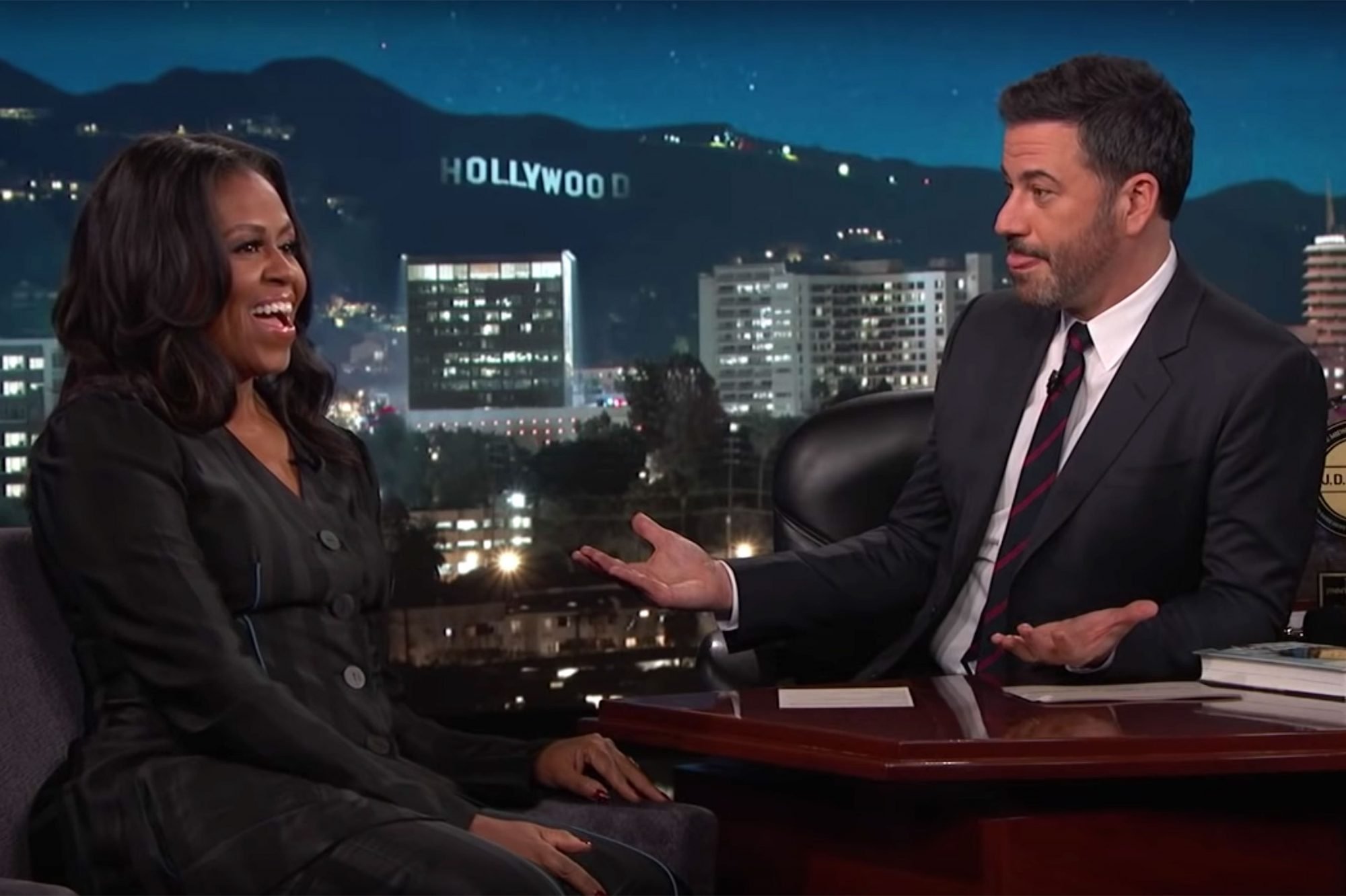 michelle-obama-jimmy-kimmel