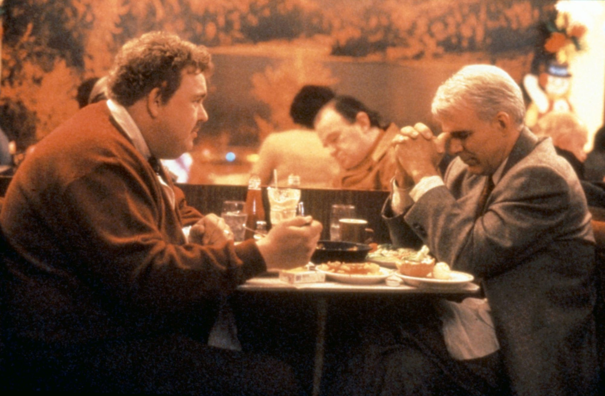 PLANES, TRAINS AND AUTOMOBILES, John Candy, Steve Martin, 1987, (c)Paramount/courtesy Everett Collec
