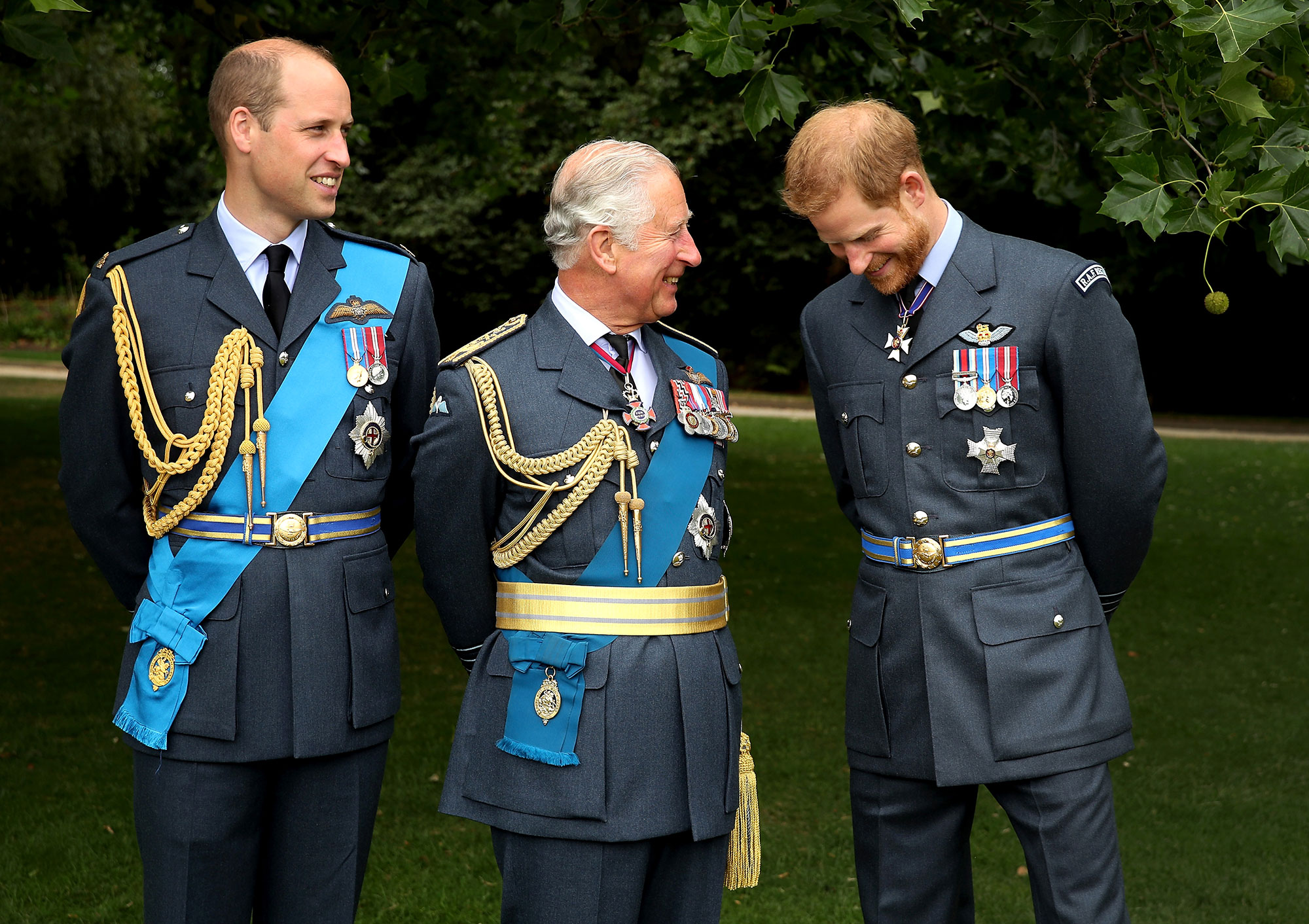 HRH The Prince of Wales at 70 in Pictures