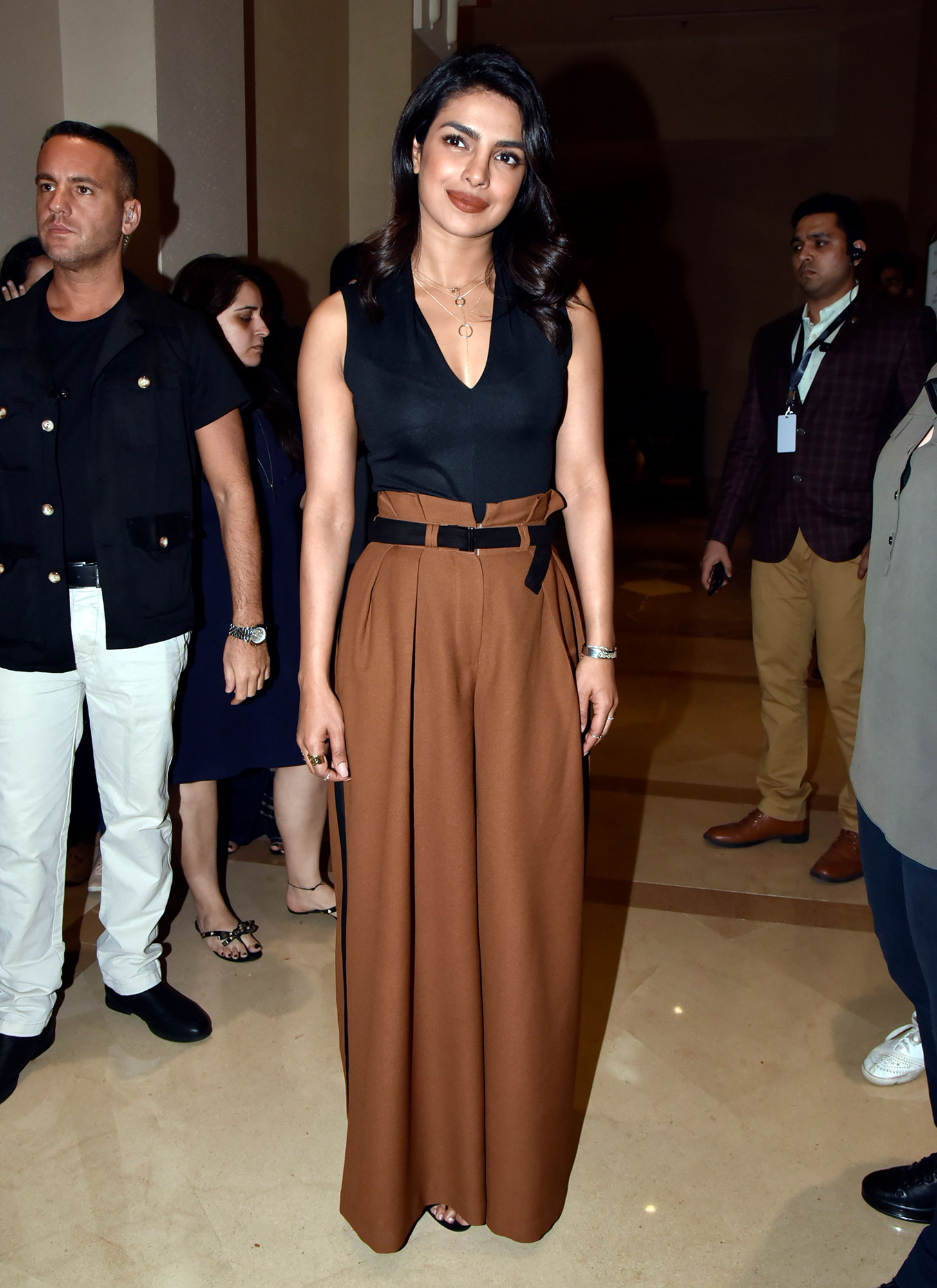 Priyanka Chopra Is Seen Out And About In India As She Prepares To Marry Nick Jonas In A Traditional Ceremony