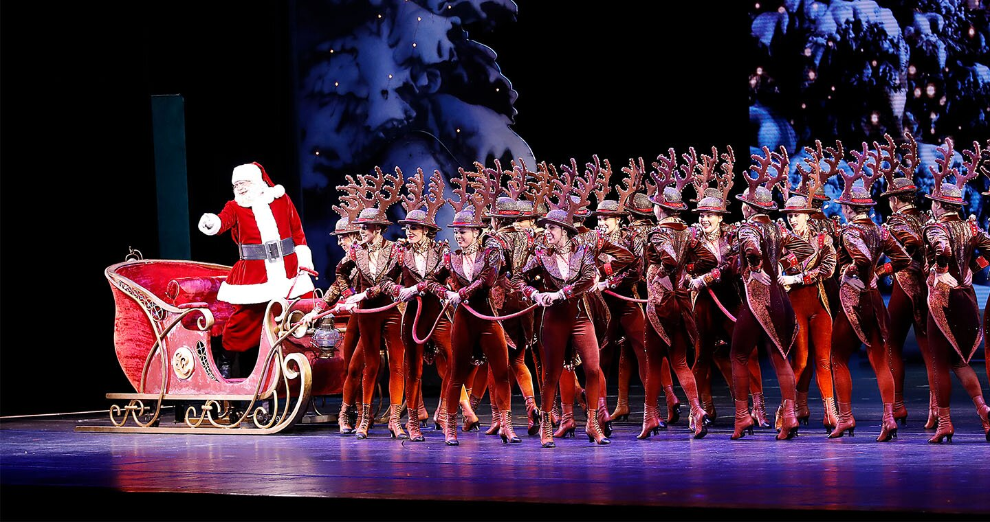 2020 Radio City Christmas Spectacular Radio City's Christmas Spectacular Canceled | PEOPLE.com