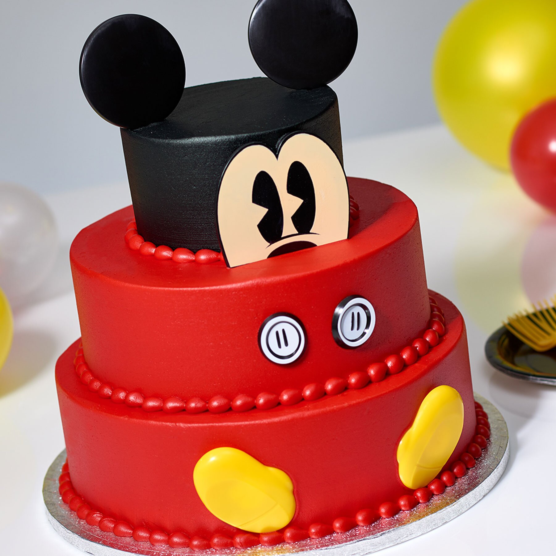 Peachy Sams Club Debuts Mickey Mouse Cakes For His 90Th Birthday Funny Birthday Cards Online Alyptdamsfinfo