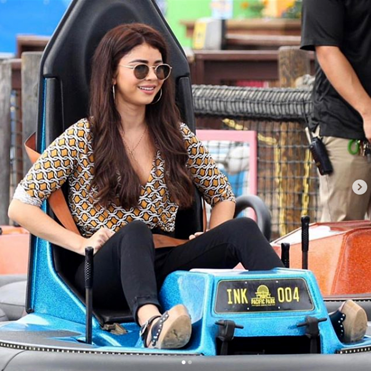 Sarah Hyland S Modern Family Character Haley Dunphy Is Pregnant People Com