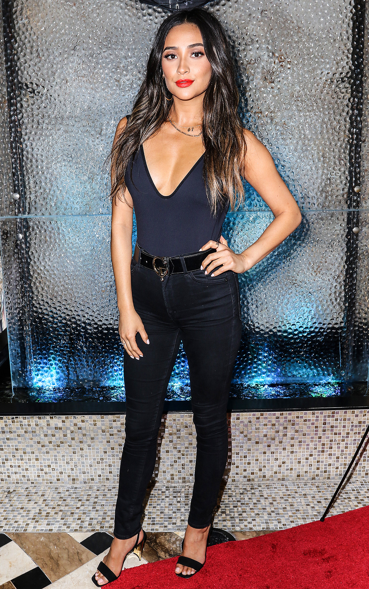 Ocean Drive Magazine Celebrates It's May/June Issue With Cover Star Shay Mitchell