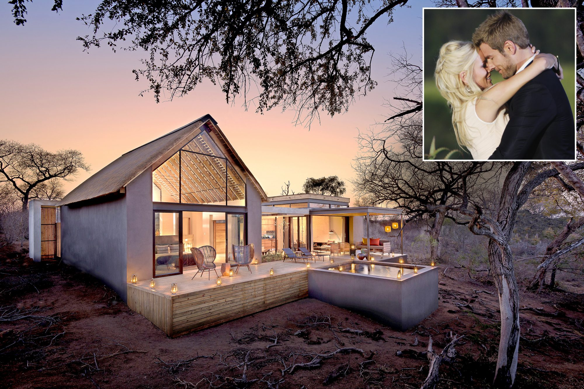 Ivory Lodge Villa in South Africa