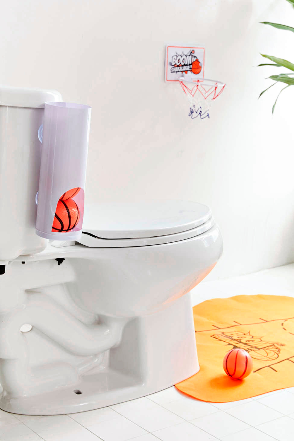 Toilet Basketball From Urban OutfittersJameela Jamil