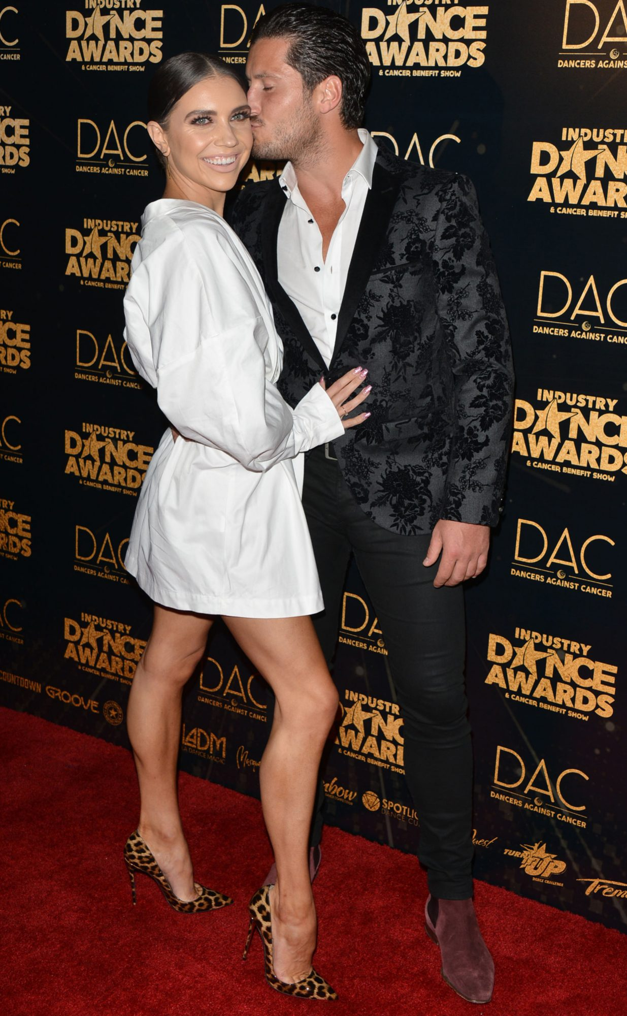 Industry Dance Awards, Los Angeles, USA - 15 Aug 2018