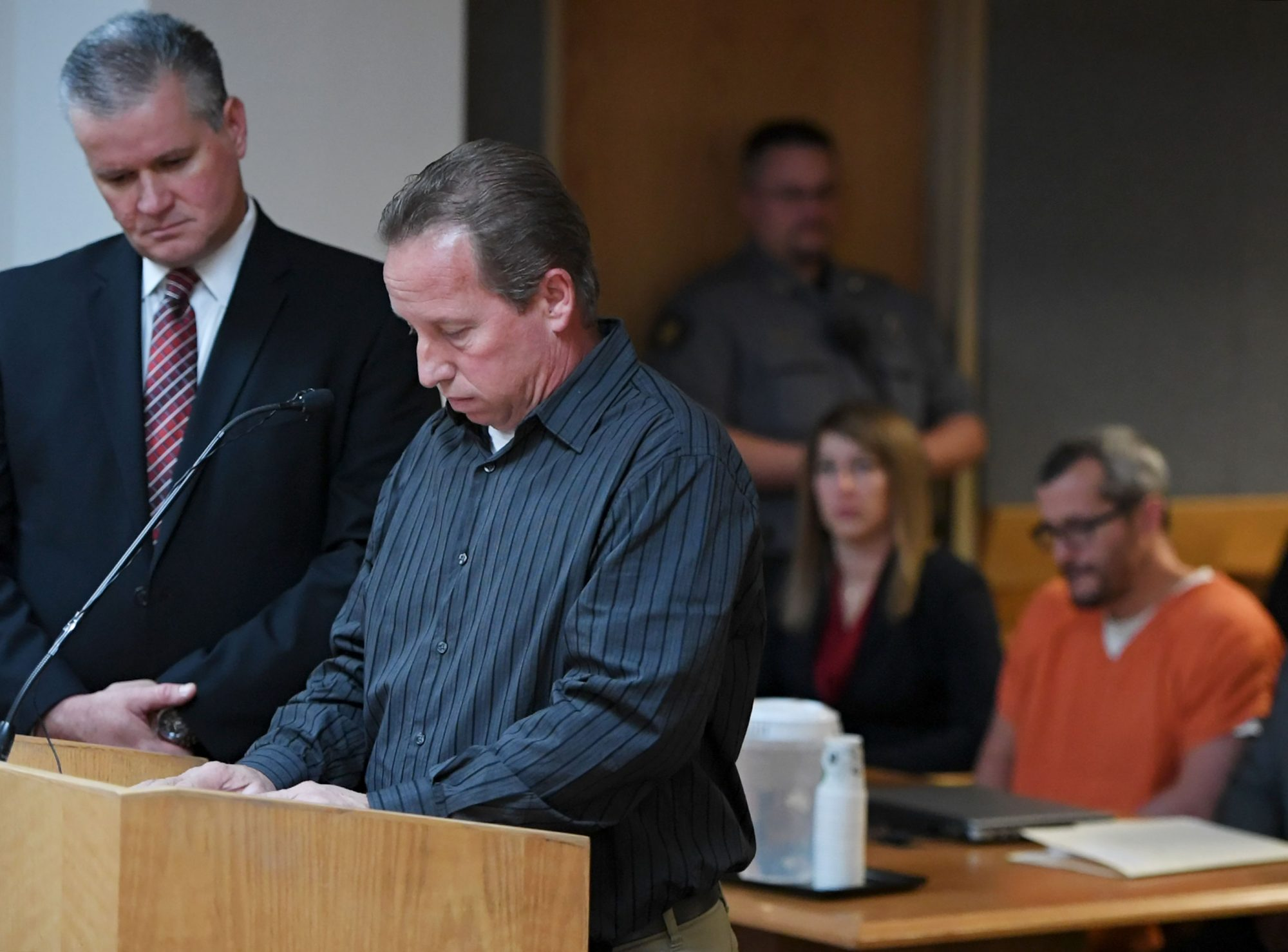 Watts sentenced to life
